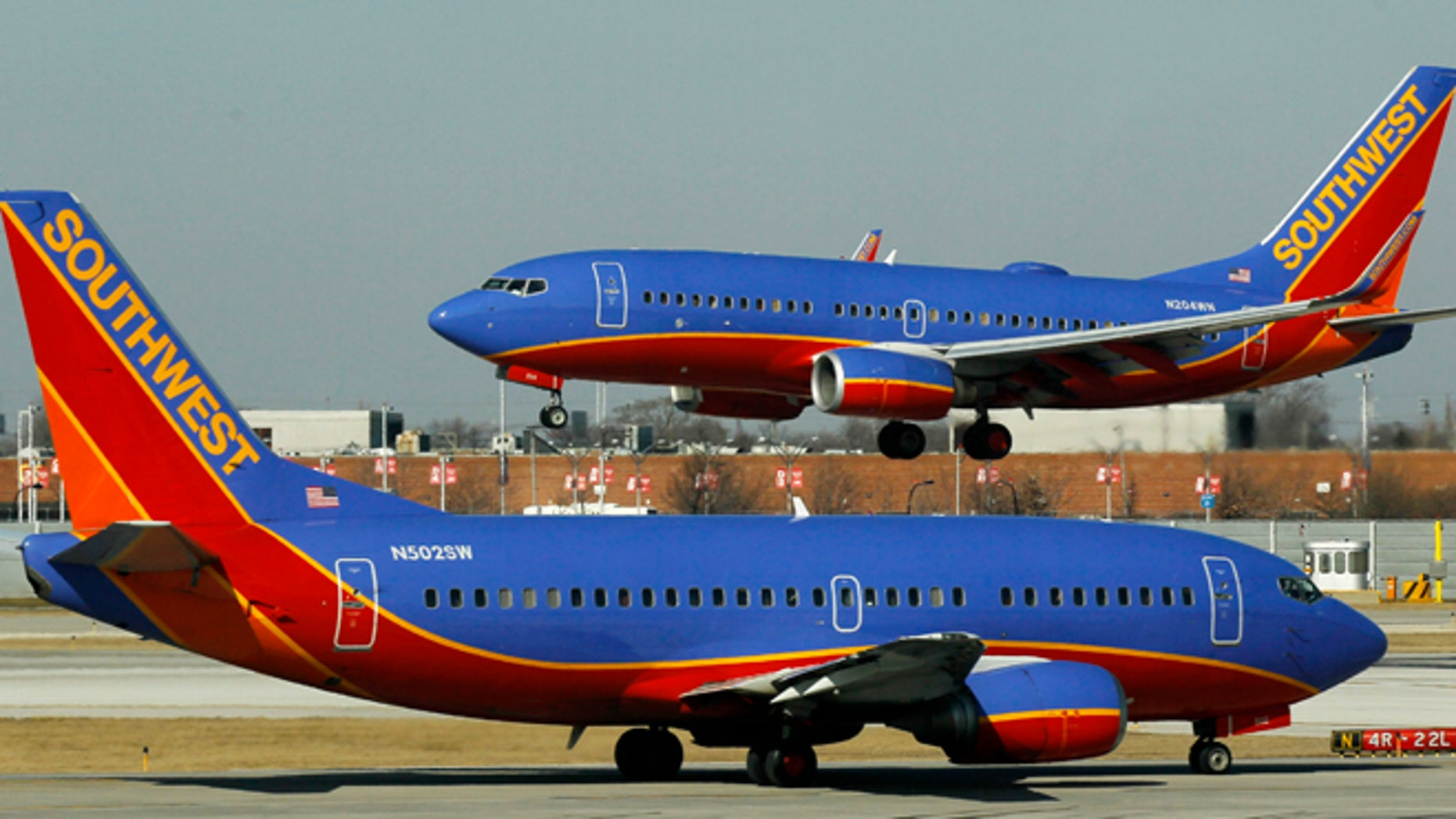 The airline is not releasing the identity of the traveler with measles, a Southwest Airlines spokesman added.