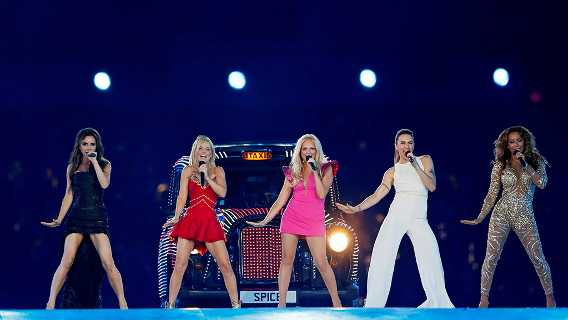 The last time the Spice Girls performed was at the London 2012 Summer Olympics.