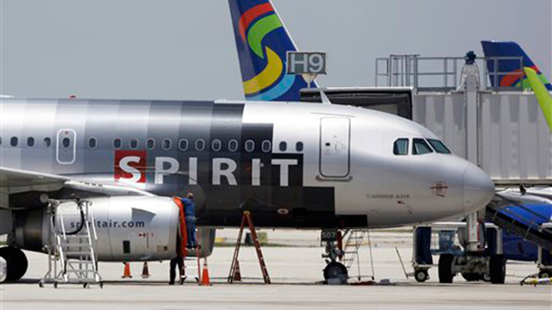 Spirit Airlines is a leader in fee-based services.