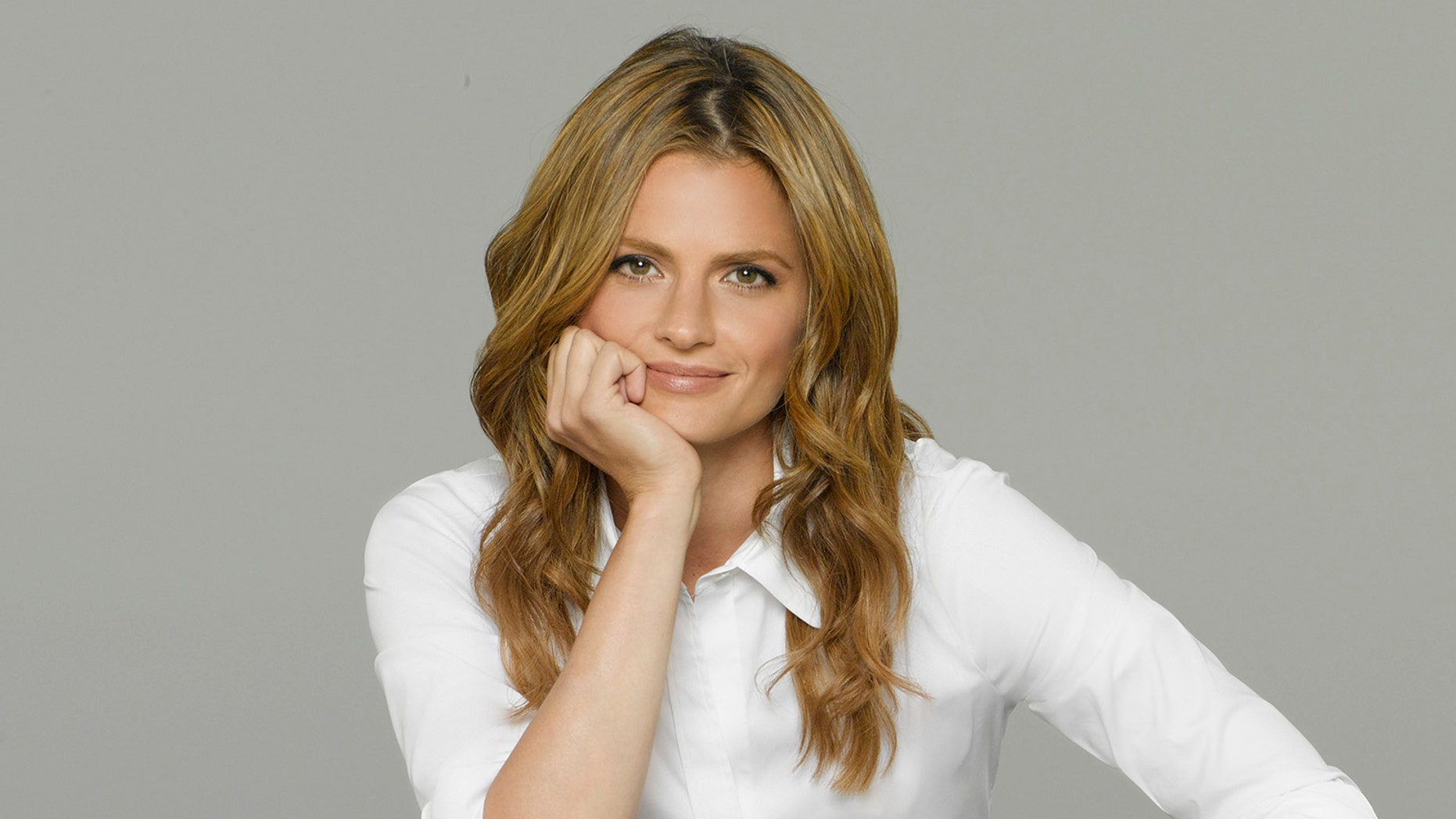 """ABC's """"Castle"""" stars Stana Katic as NYPD Detective Kate Beckett."""