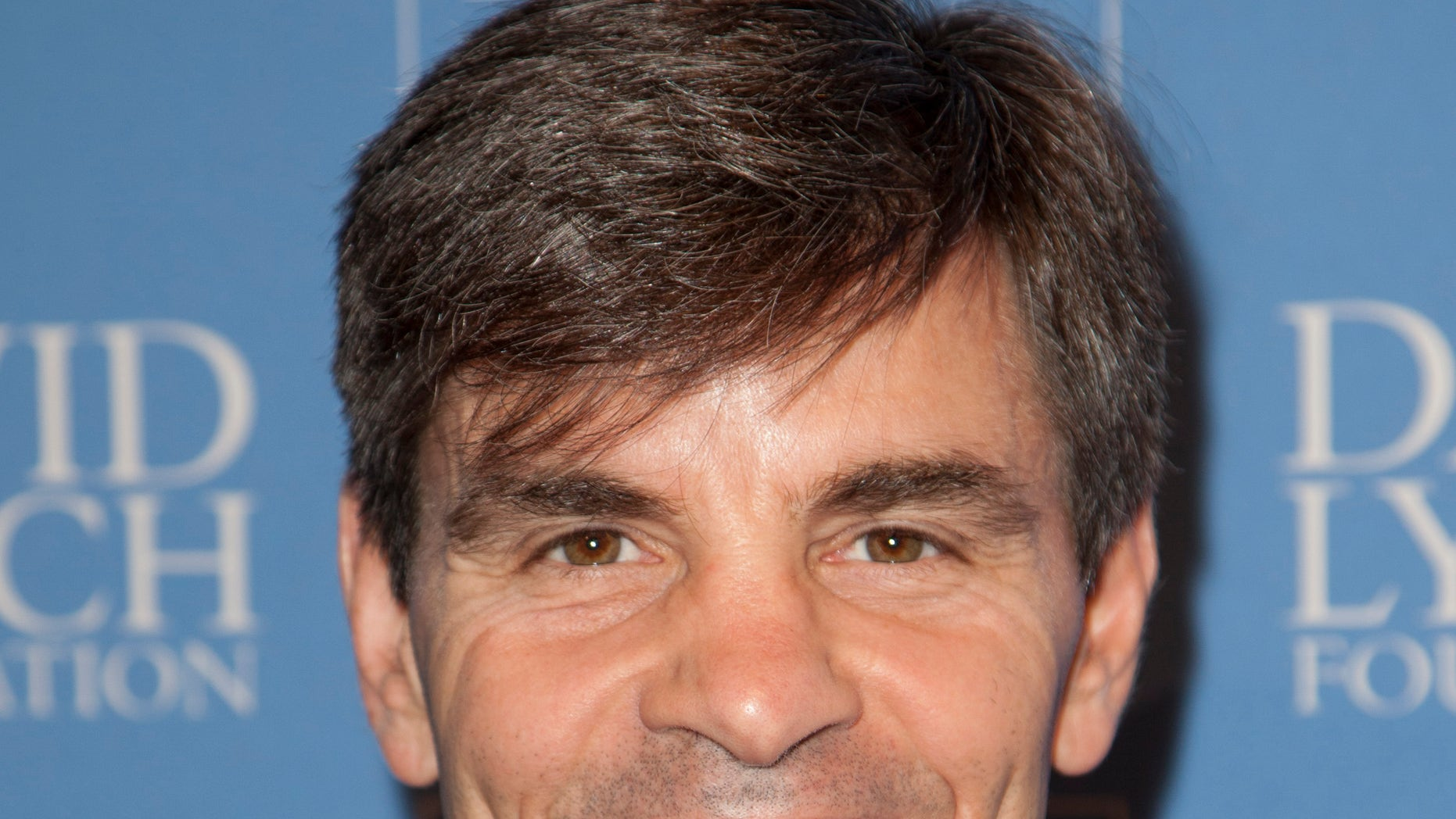 """Television journalist George Stephanopoulos attends the """"Change Begins Within: An Historic Night of Jazz to benefit The David Lynch Foundation"""" event in New York December 13, 2012."""