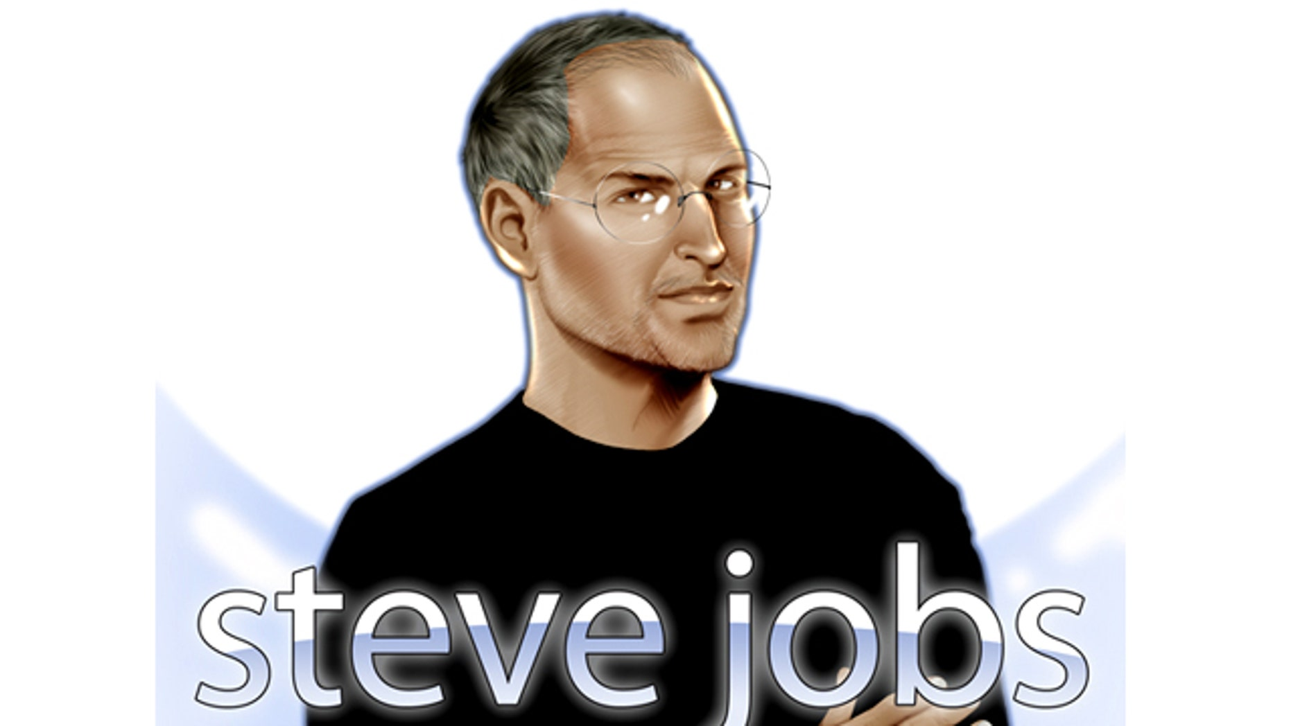 In this comic book cover released by Bluewater Productions Inc., Apple co-founder Steve Jobs is shown on the cover of the Bluewater Comics biography issue.  The one-shot issue, expected in August, was created, in part, because of the sales of its last high-tech profile subject, Facebook founder Mark Zuckerberg.