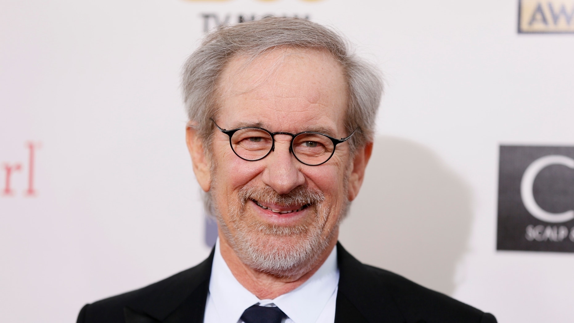 "Director Steven Spielberg, from the film ""Lincoln,"" arrives at the 2013 Critic's Choice Awards in Santa Monica, California, January 10, 2013."