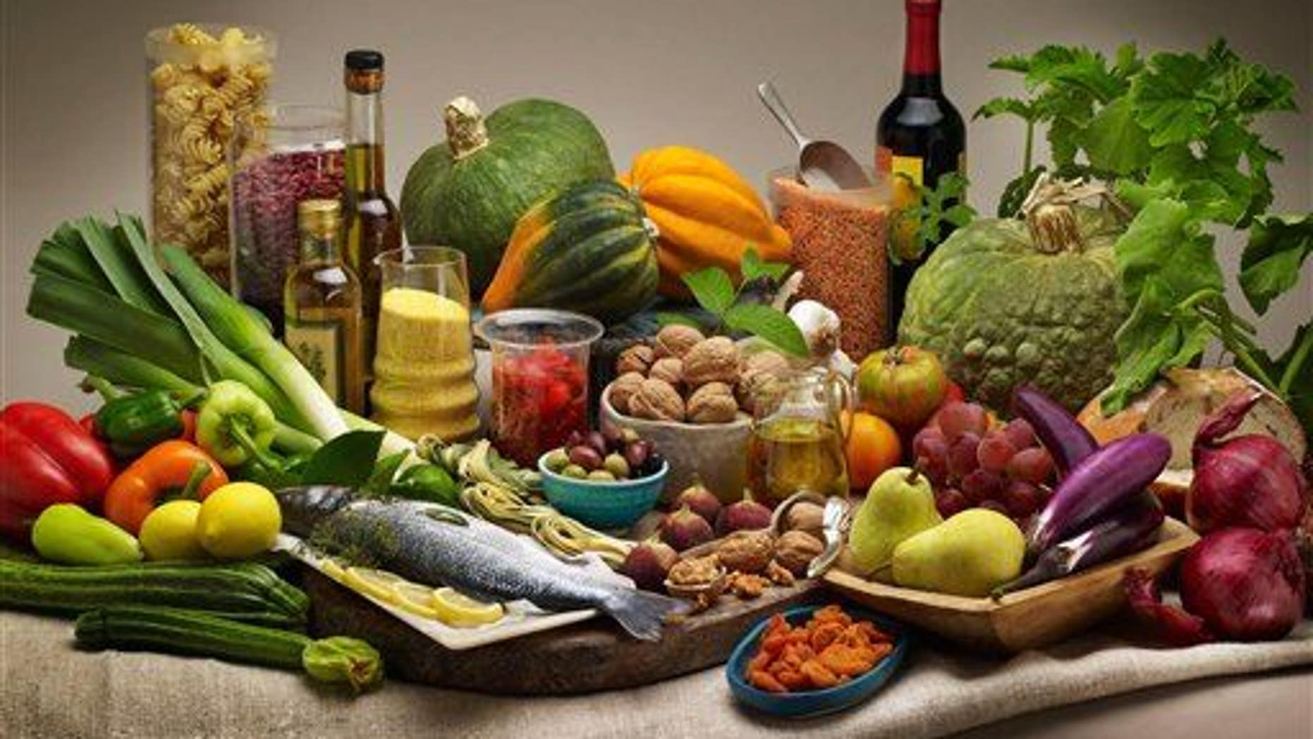 Could a Mediterranean diet keep breast cancer from coming back?