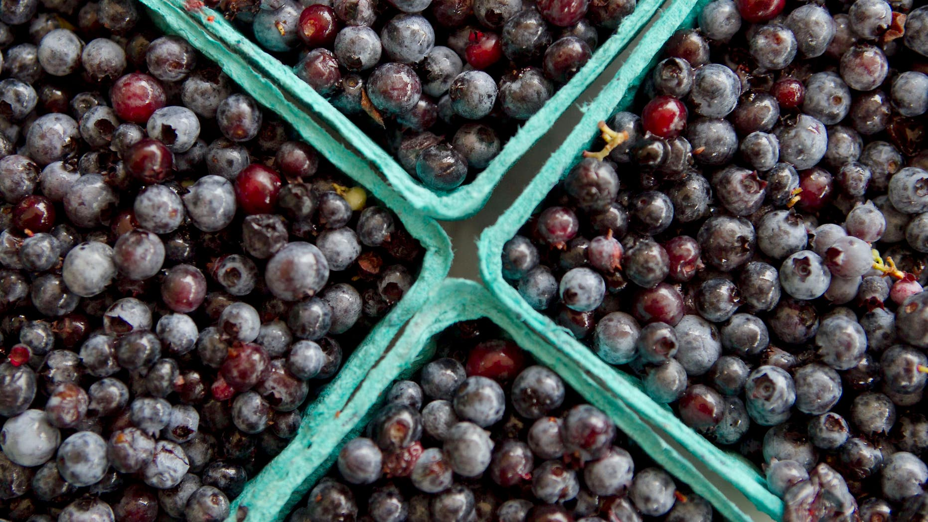 Eat more blueberries now, benefit later, say scientists.