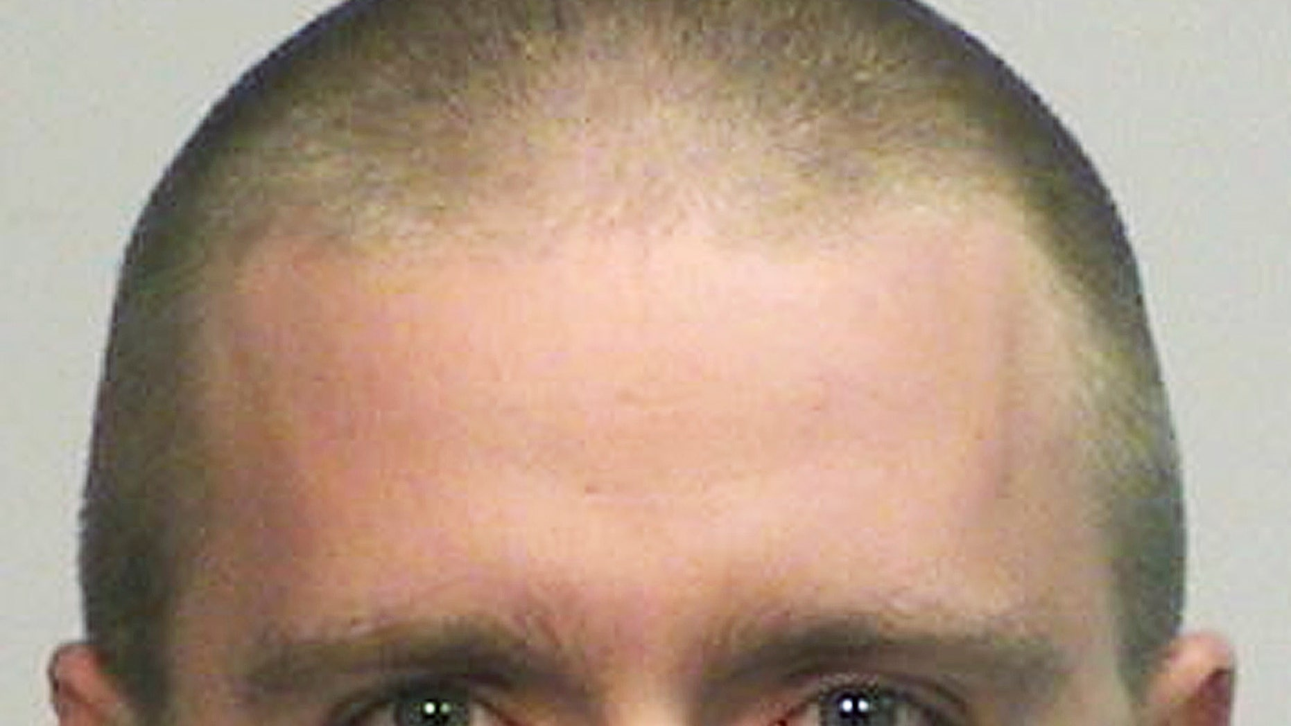 May 23, 2012: Casey Fury is seen in a file booking photo provided by the Dover, N.H., Police Department .