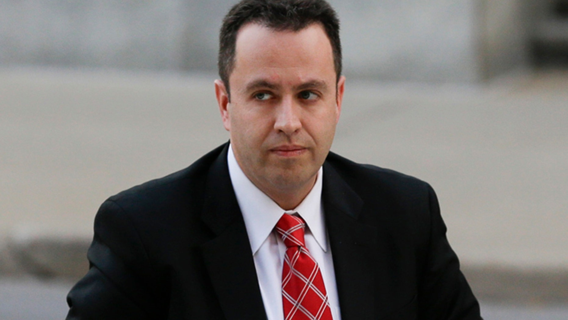 Nov. 19: Former Subway pitchman Jared Fogle arrives at the federal courthouse in Indianapolis
