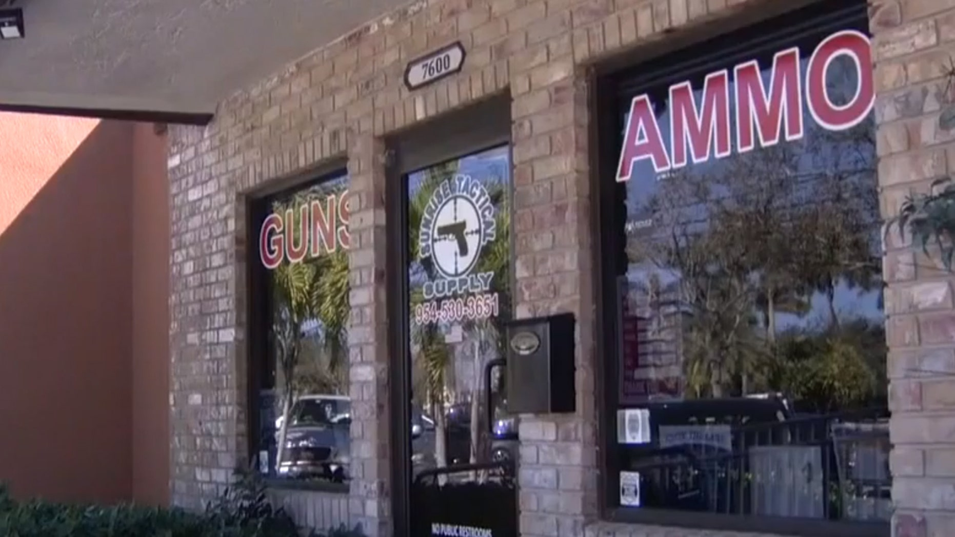 Law enforcement officials confirmed Thursday that suspected gunman Nikolas Cruz legally purchased his AR-15 semi-automatic rifle at Sunrise Tactical Supply in Coral Springs, Florida.