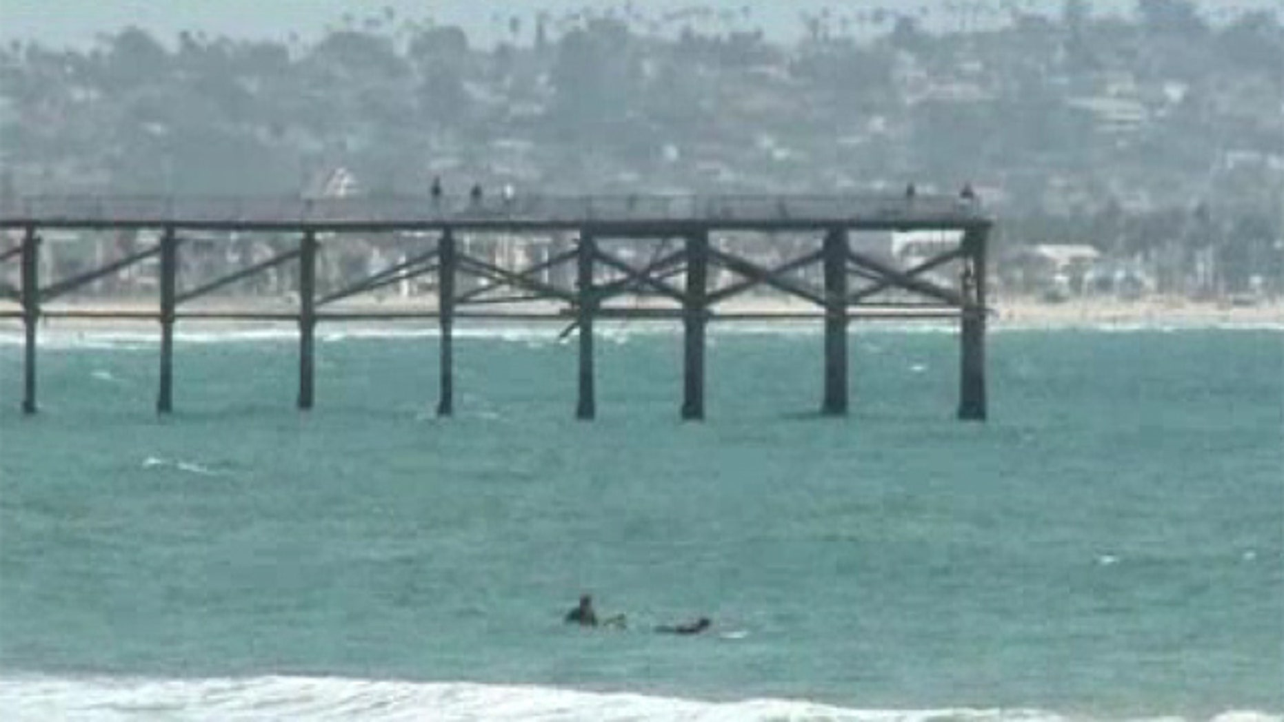 May 9, 2013: A 42-year-old was found dead after going surfing at San Diego's Pacific Beach.