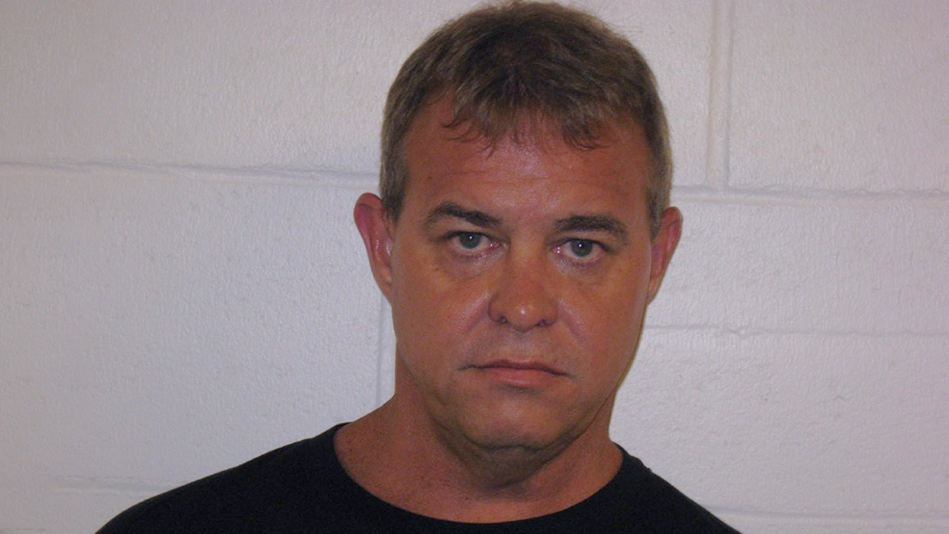 Police in the northern Nevada city of Fallon are trying to determine why John O'Conner walked into his Mormon church on Sunday, and opened fire, killing one man and injuring another. (Churchill County Sheriff's Office)