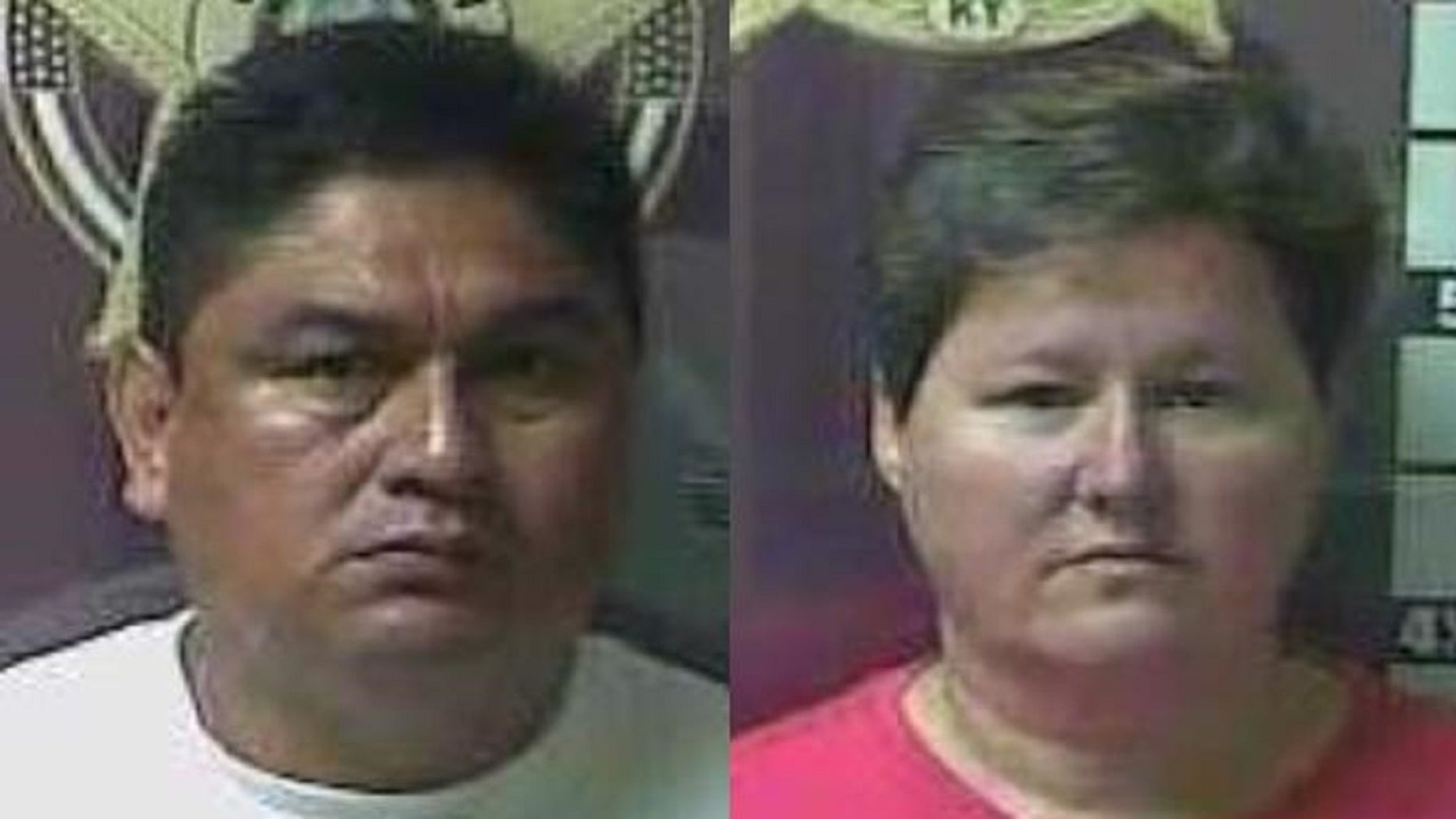 Tito Felix and his wife, Shannon, were arrested last week after authorities said they found their18-year-old daughter locked in a large wooden cage that reeked of feces and urine.