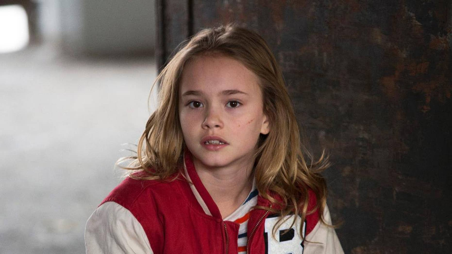 """Johnny Sequoyah as Bo, in the pilot of the new NBC television series, """"Believe."""" Alfonso Cuaron and J.J. Abrams (""""Lost,"""" the """"Star Trek"""" movies) are executive producers of """"Believe,"""" a drama about a child whose supernatural powers put her and the world at risk."""