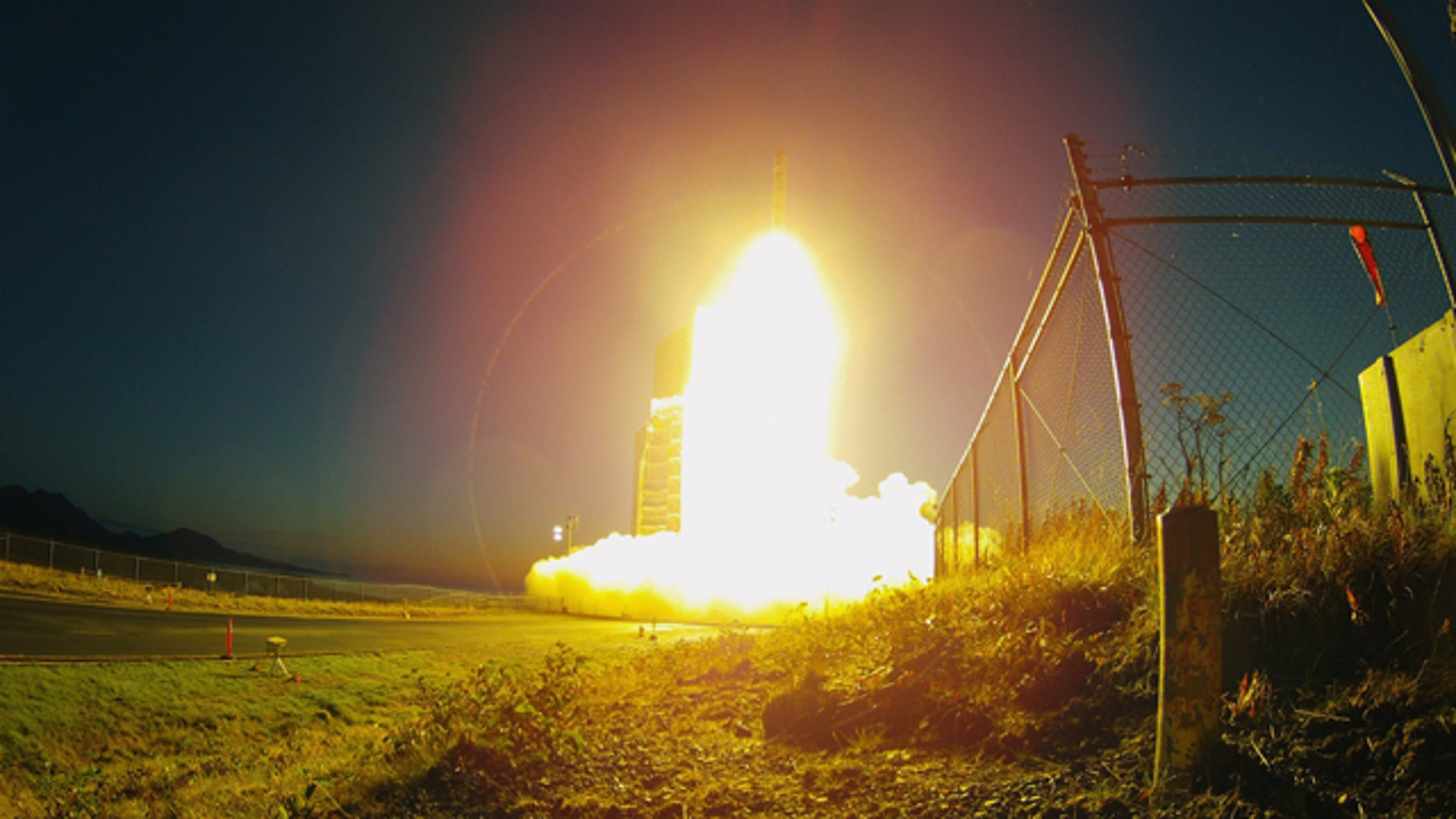 Sept. 27, 2011: The Office of Naval Research-sponsored tactical satellite IV (TacSat-4) lifts-off from the Alaskan Aerospace Corporation's Kodiak Launch Complex aboard a Minotaur IV+ launch vehicle.