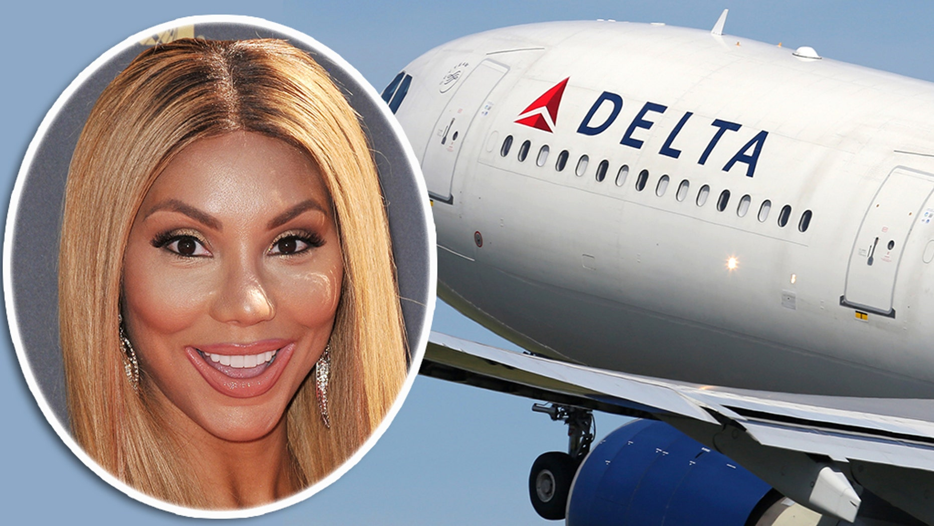 According to the airline, Tamar and others she was flying with requested to deplane – which they were allowed – but refused to take their belongings with them off the plane.