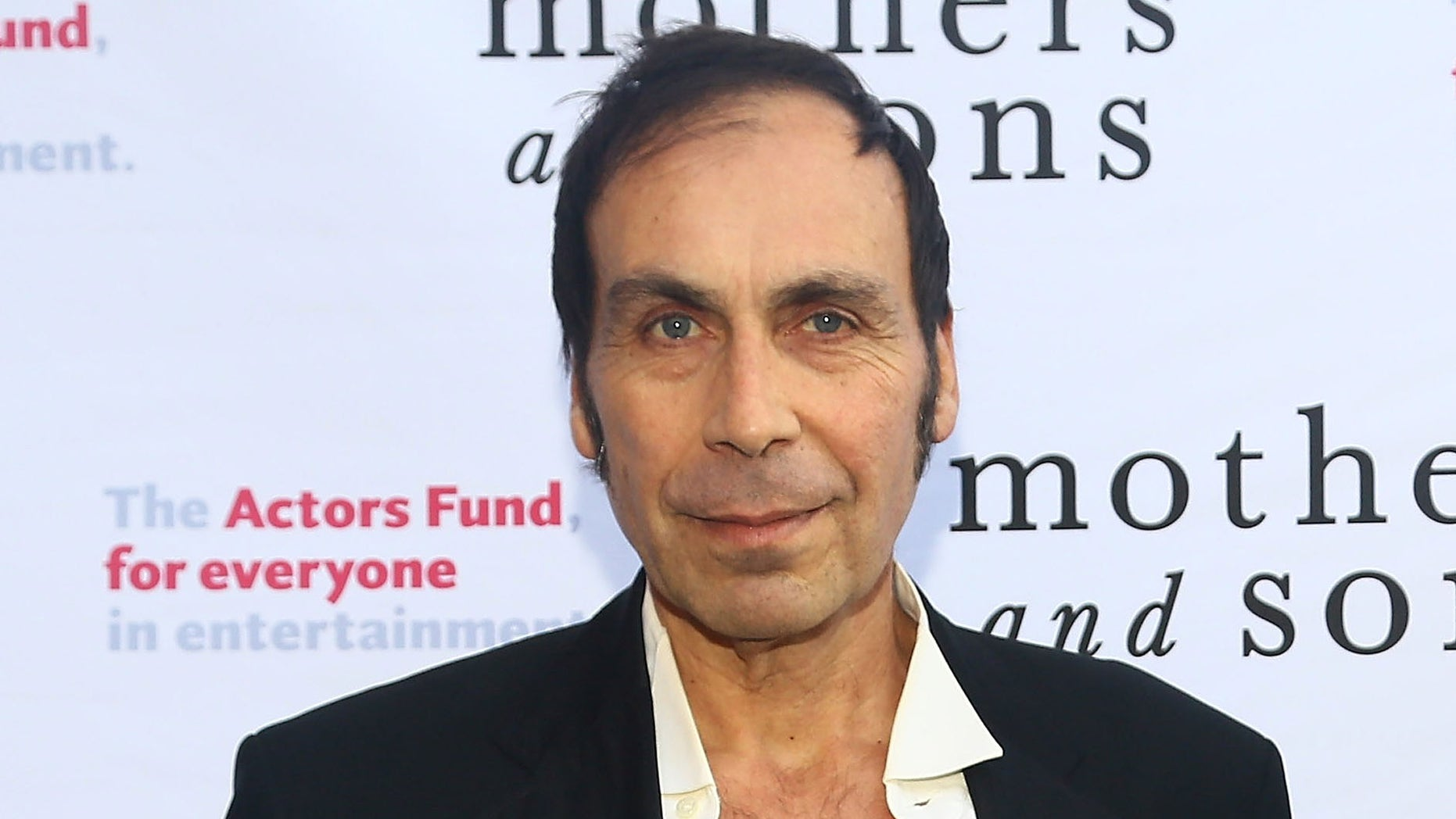 "NEW YORK, NY - MAY 18:  Taylor Negron attend the ""Mothers And Sons"" special performance benefiting The Actors Fund at John Golden Theatre on May 18, 2014 in New York City.  (Photo by Astrid Stawiarz/Getty Images)"