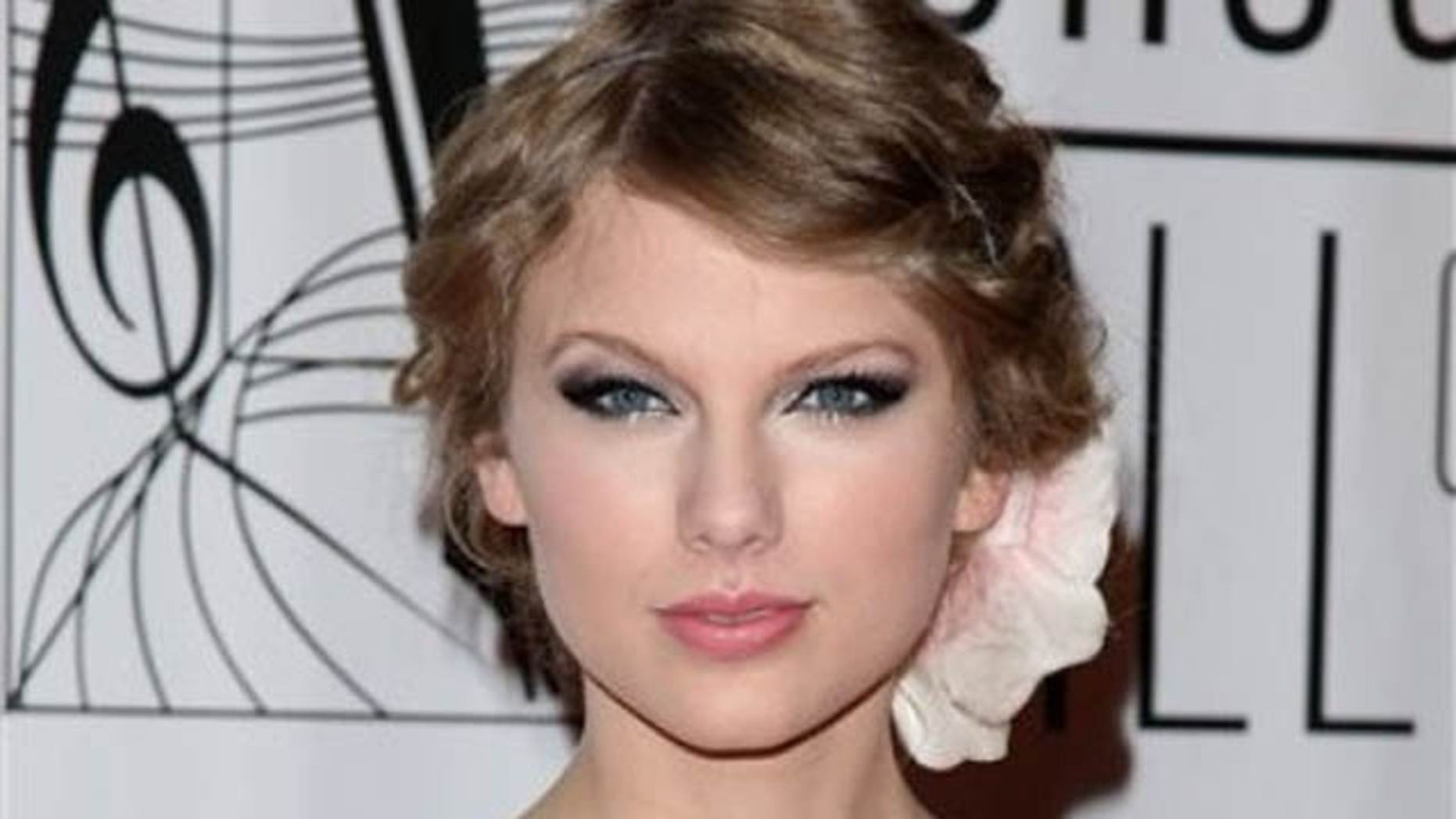 June 17: Singer Taylor Swift attends the 2010 Songwriters Hall of Fame awards gala in New York.