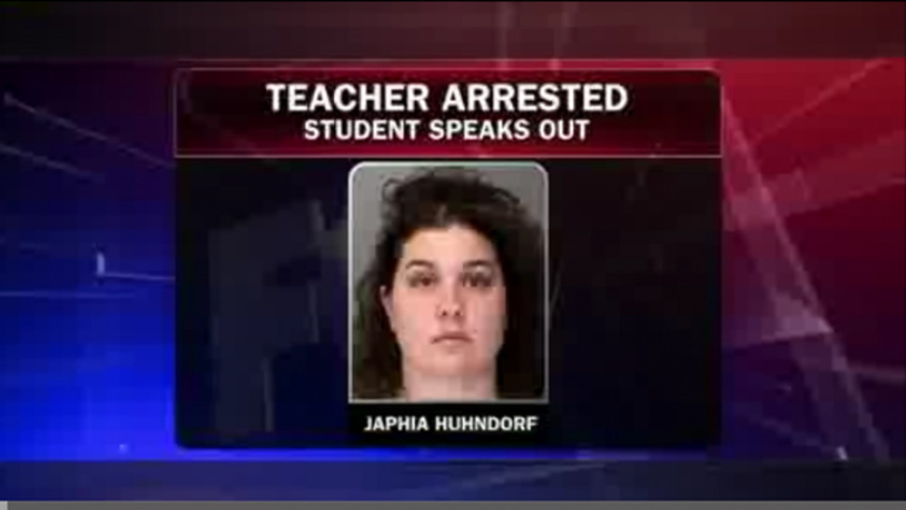 Japhia Huhndorf, a chemistry teacher at Livingston High School in Sacramento, would allegedly ordered chloroform through the school but did not use the ingredient in her lessons.