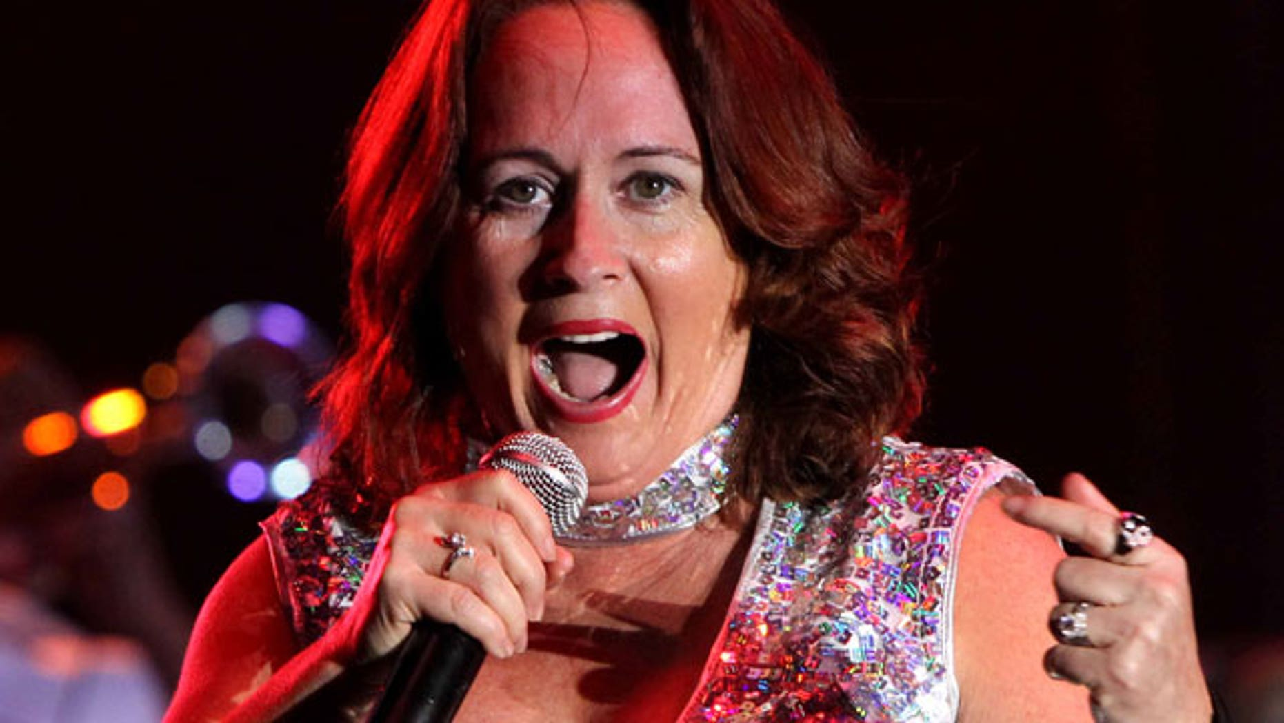 Teena Marie was affectionately dubbed 'the Ivory Queen of Soul' by her fans. (AP)
