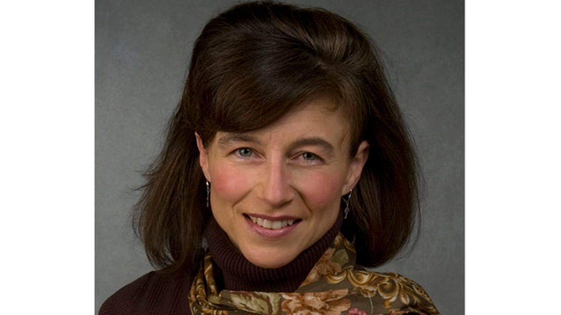Teresa Wagner, pictured above, is suing a former dean at the University of Iowa College of Law for employment discrimination after she was turned down for a faculty position. Wagner claims the law school rejected her candidacy because of her  conservative political views.