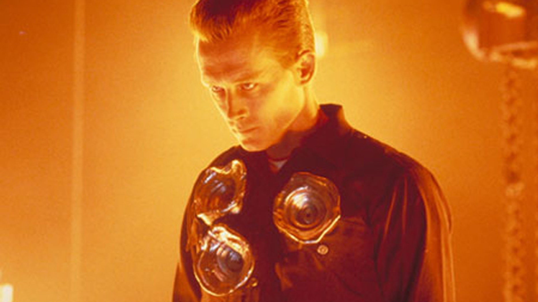 """A robot from the future is made entirely of liquid metal in the film """"Terminator 2: Judgment Day."""" But liquid body armor may be less fiction, more reality for modern soldiers."""