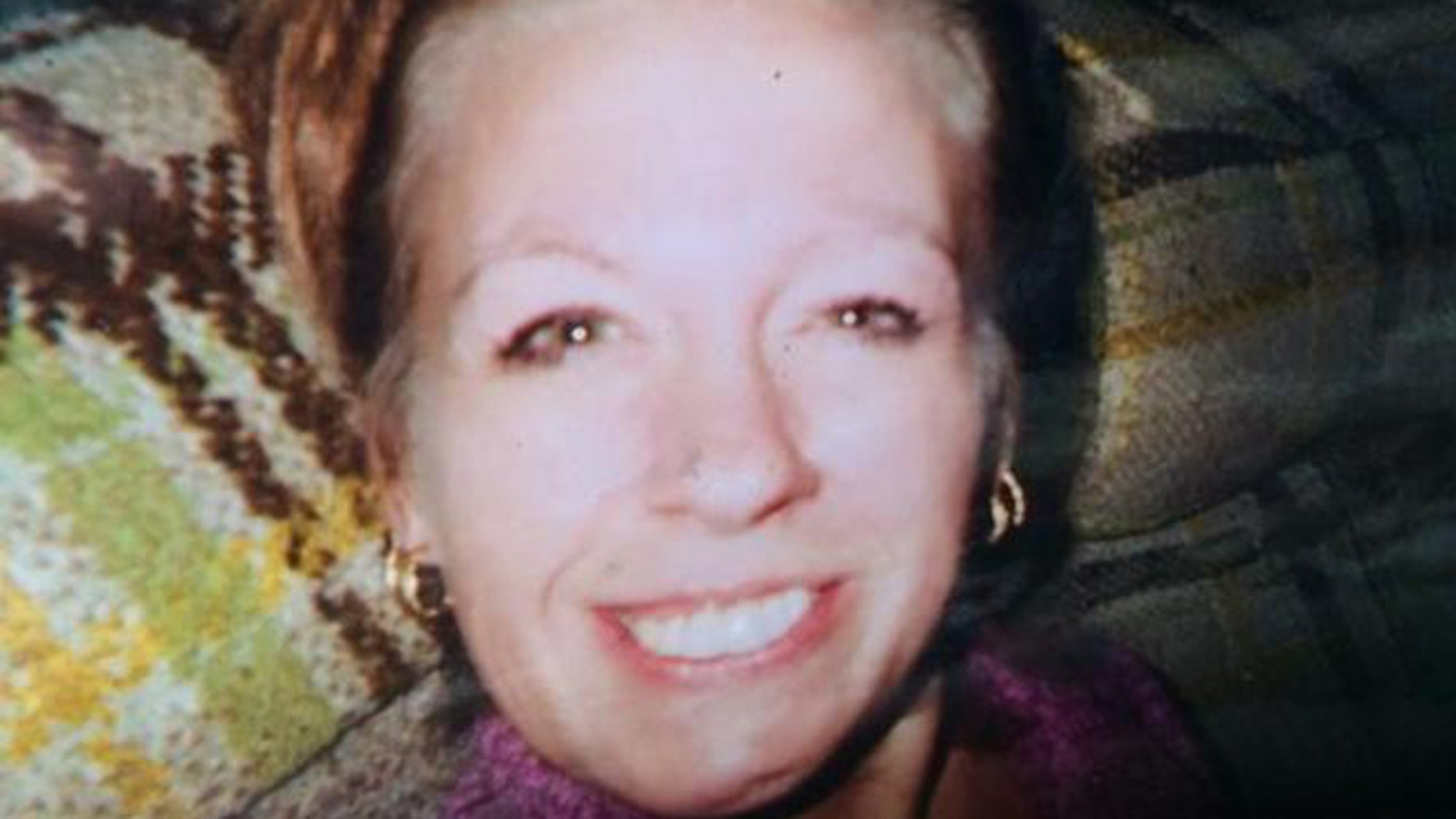 Terri Bills, whose dismembered body was discovered June 16, is pictured here in an undated photo provided by police.