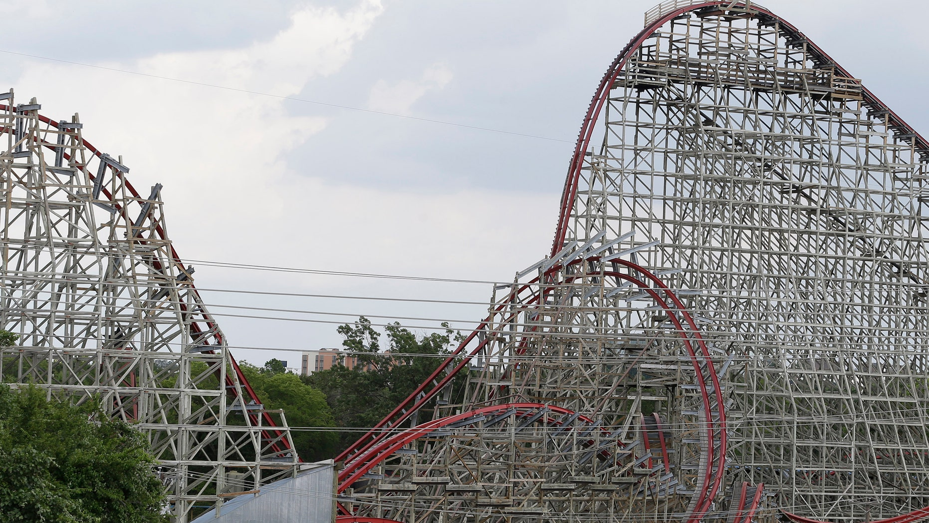 Mother Dies After Falling From Six Flags Texas Giant Roller