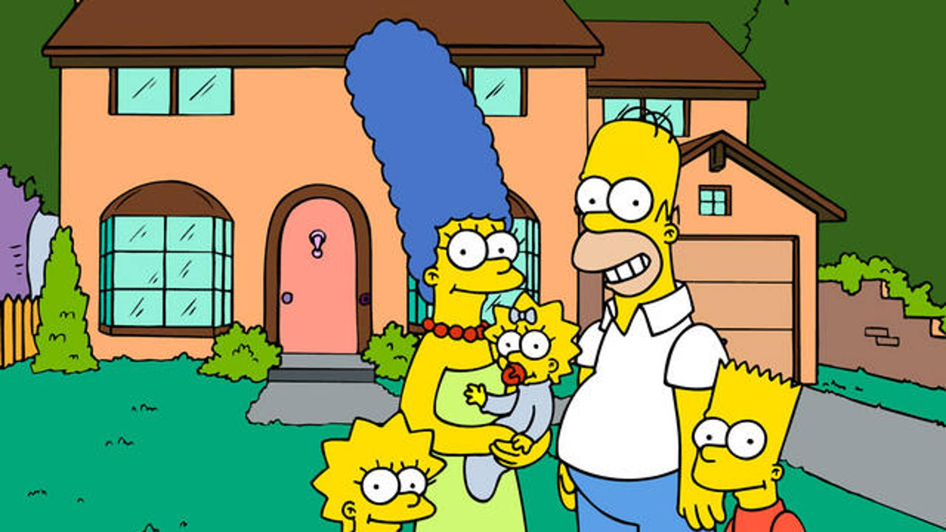 'The Simpsons' movie about the famous cartoon family came out in theaters in 2007.