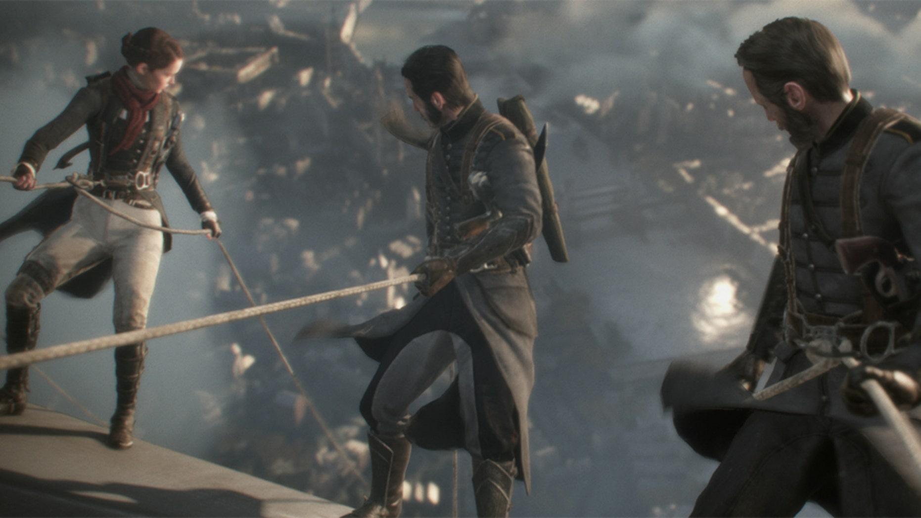 Screenshot of 'The Order: 1886'