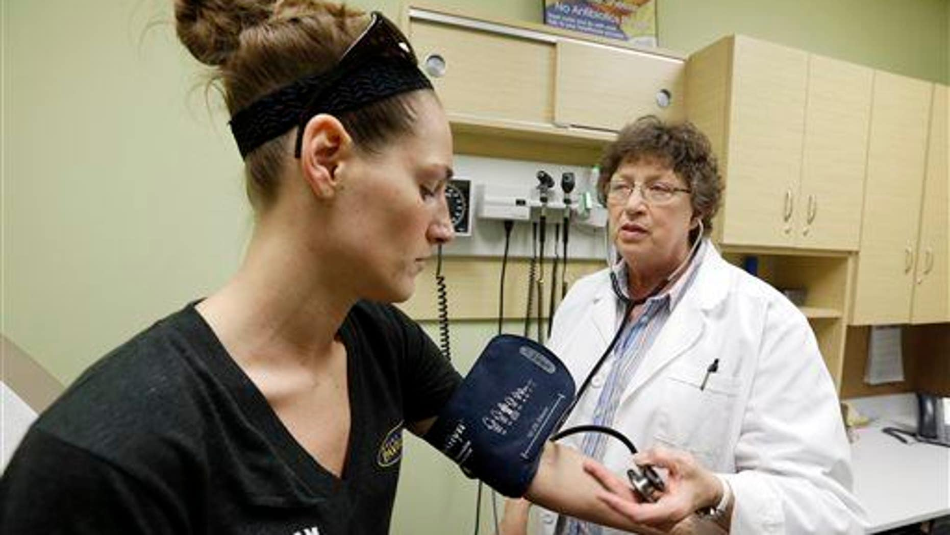 Women with PMS may want to be screened for hypertension.