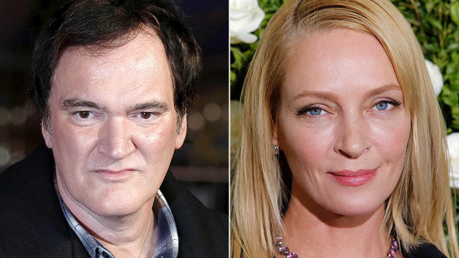 "Uma Thurman said she would still work with Quentin Tarantino again despite the 2003 ""Kill Bill"" car accident."