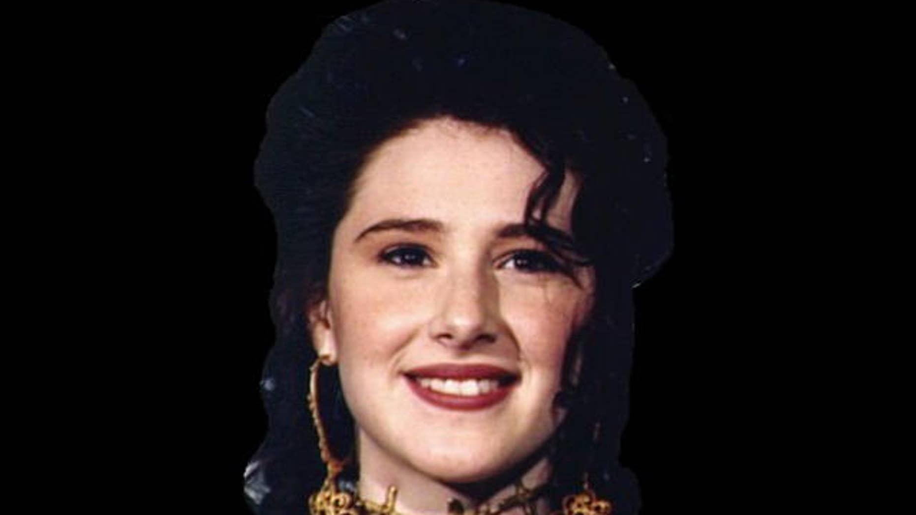 80s singer Tiffany