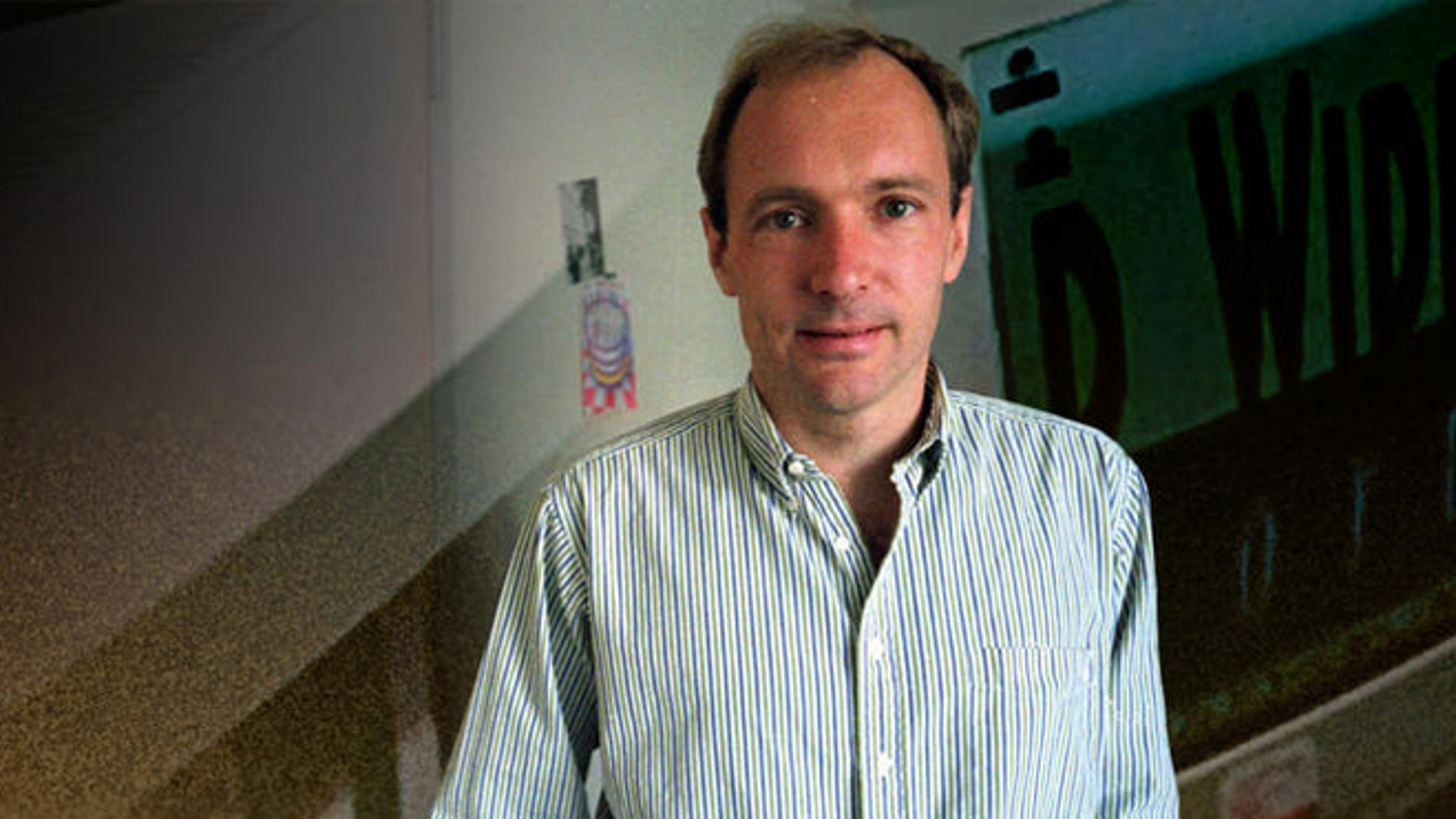 Tim Berners-Lee, the scientist credited with inventing the World Wide Web says a growing tide of surveillance is threatening democracy's future.