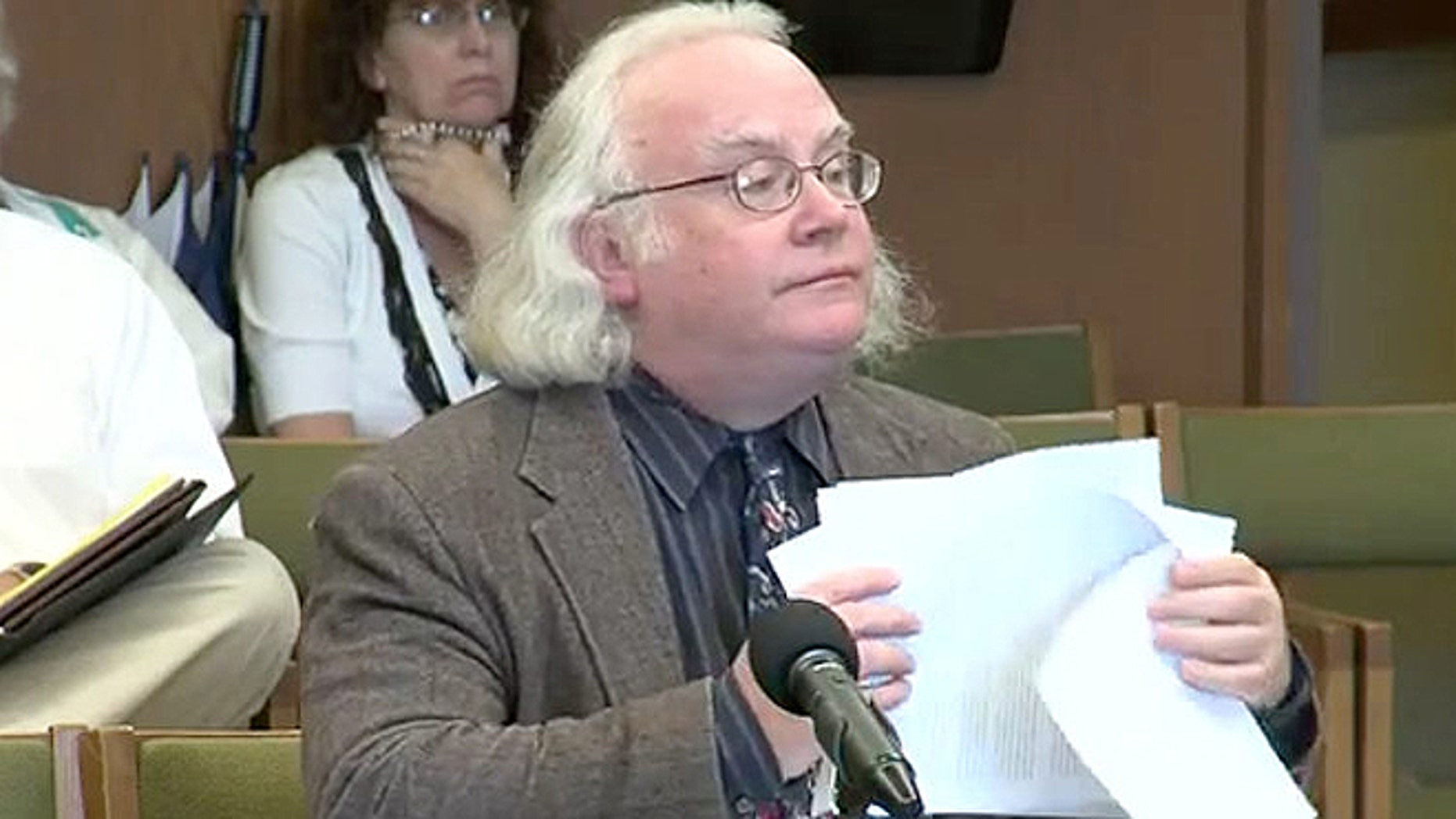 New Hampshire State Rep Timothy Horrigan is against any restrictions on spending with EBT cards, even on guns.