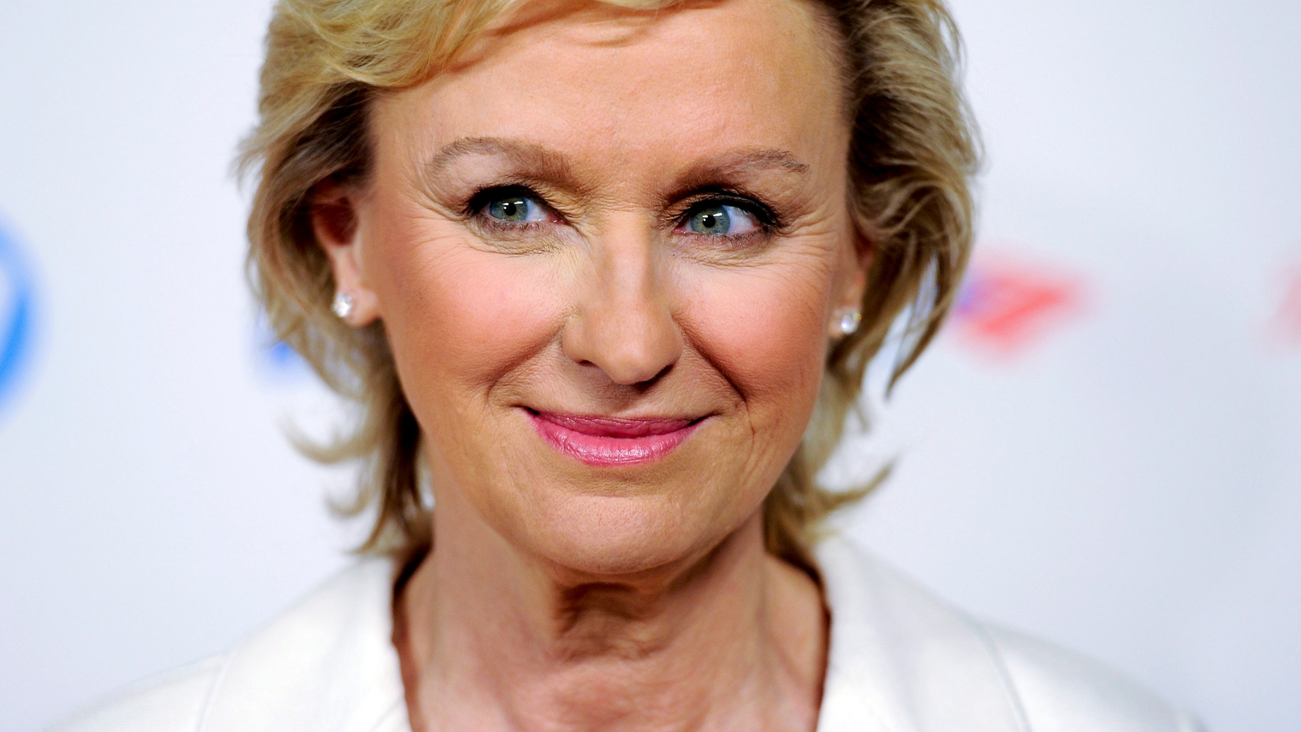 In this Thursday, March 8, 2012, file photo, Tina Brown attends the Women in the World Summit 2012 in New York.