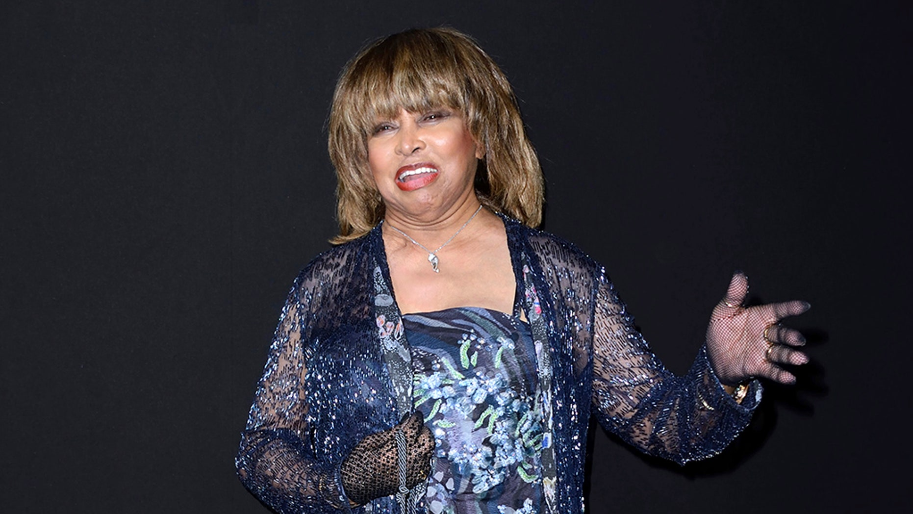 Tina Turner is coping with the loss of her son.