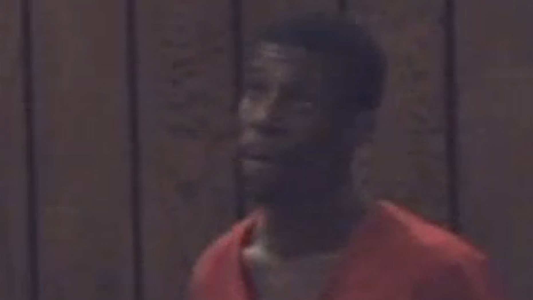 July 3, 2012: The father of toddler found dead in dumpster appears in court.