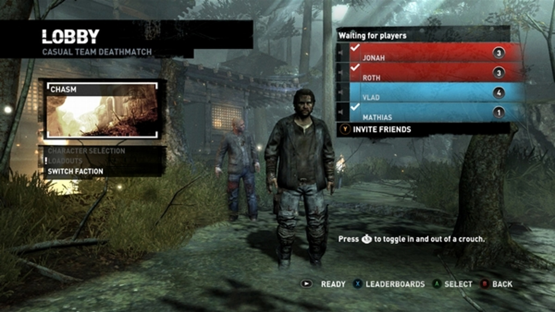 The multiplayer mode is an entire plot separate from the adventures of Lara Croft.