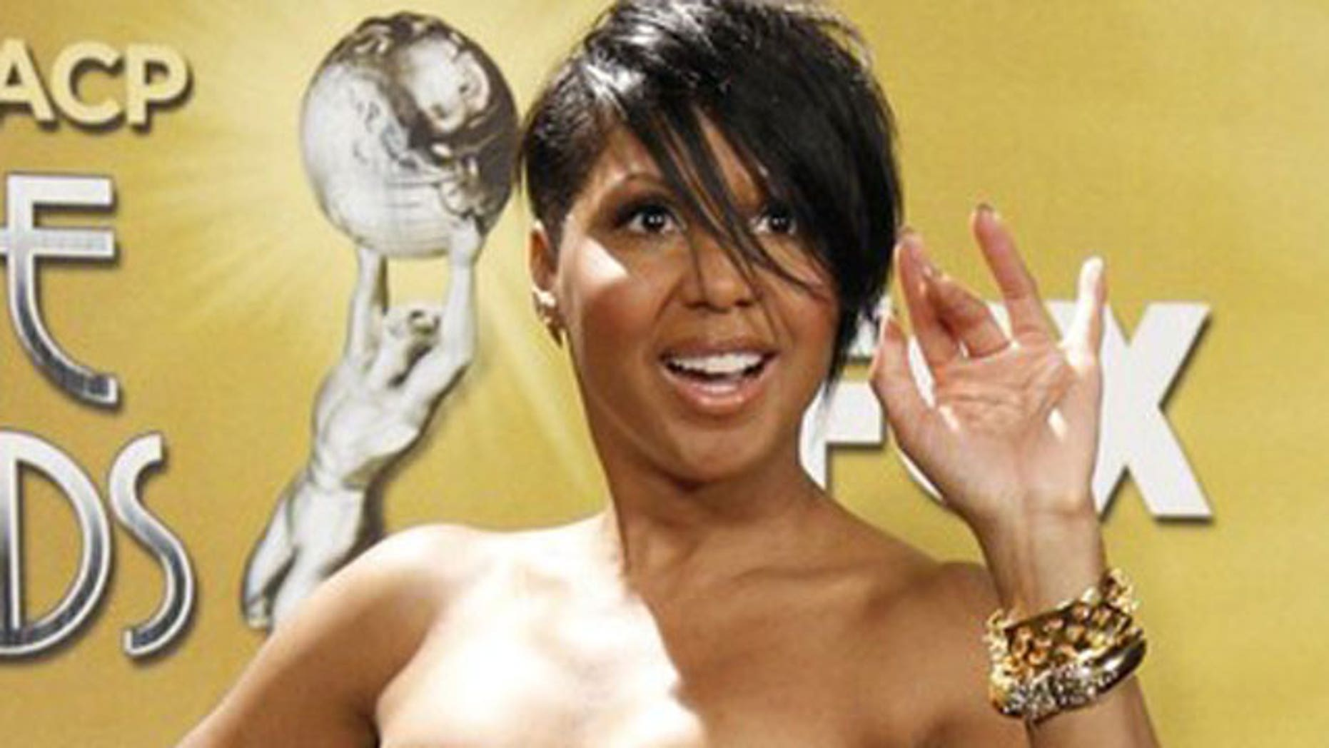 Toni Braxton filed for bankruptcy twice.
