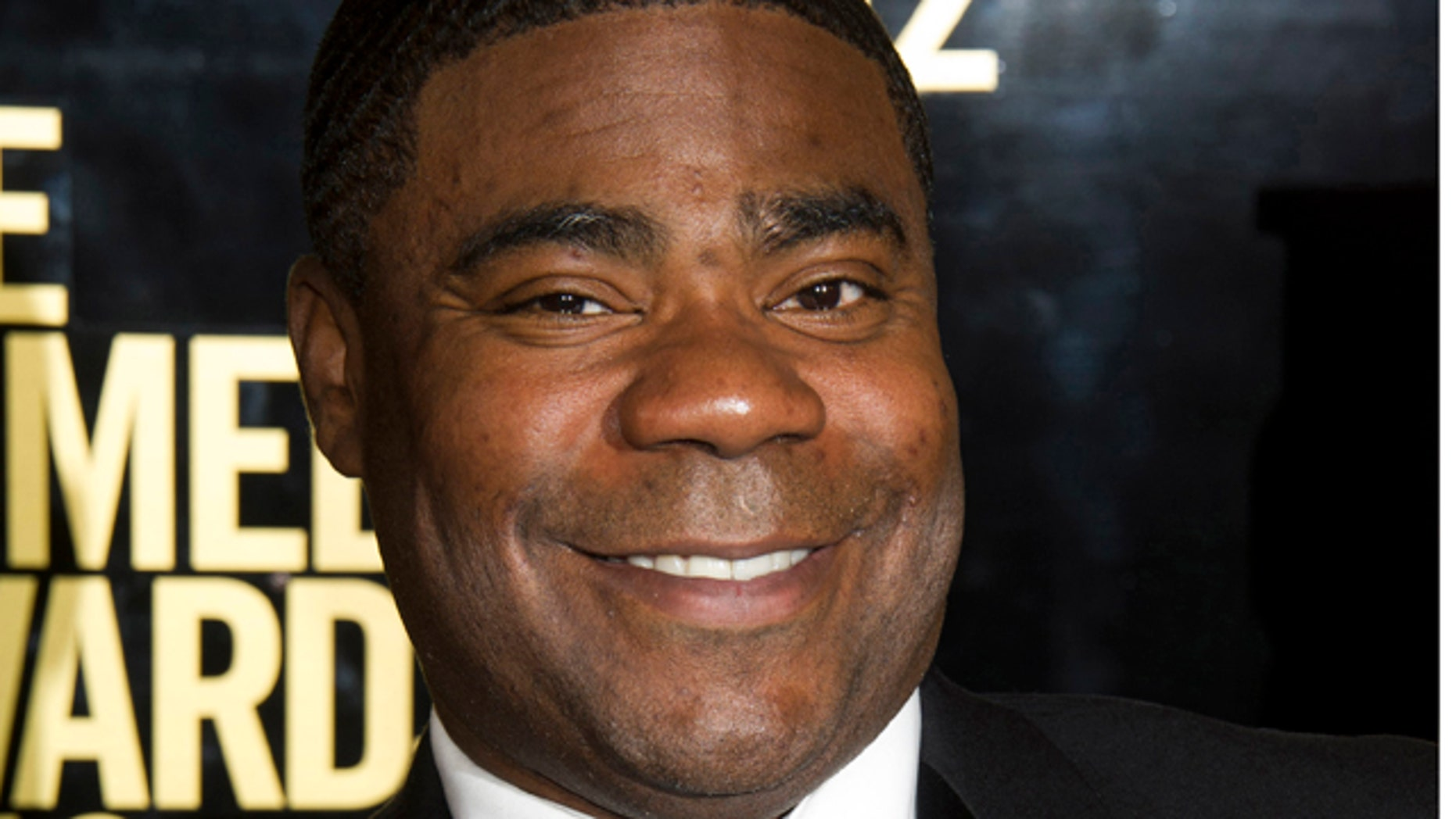 FILE - This April 28, 2012 file photo shows Tracy Morgan at The 2012 Comedy Awards in New York. (AP Photo/Charles Sykes, File)