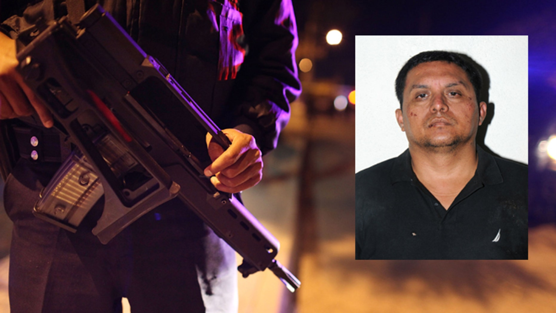 Dangerous Los Zetas Drug Cartel Leader Attempted To Run From