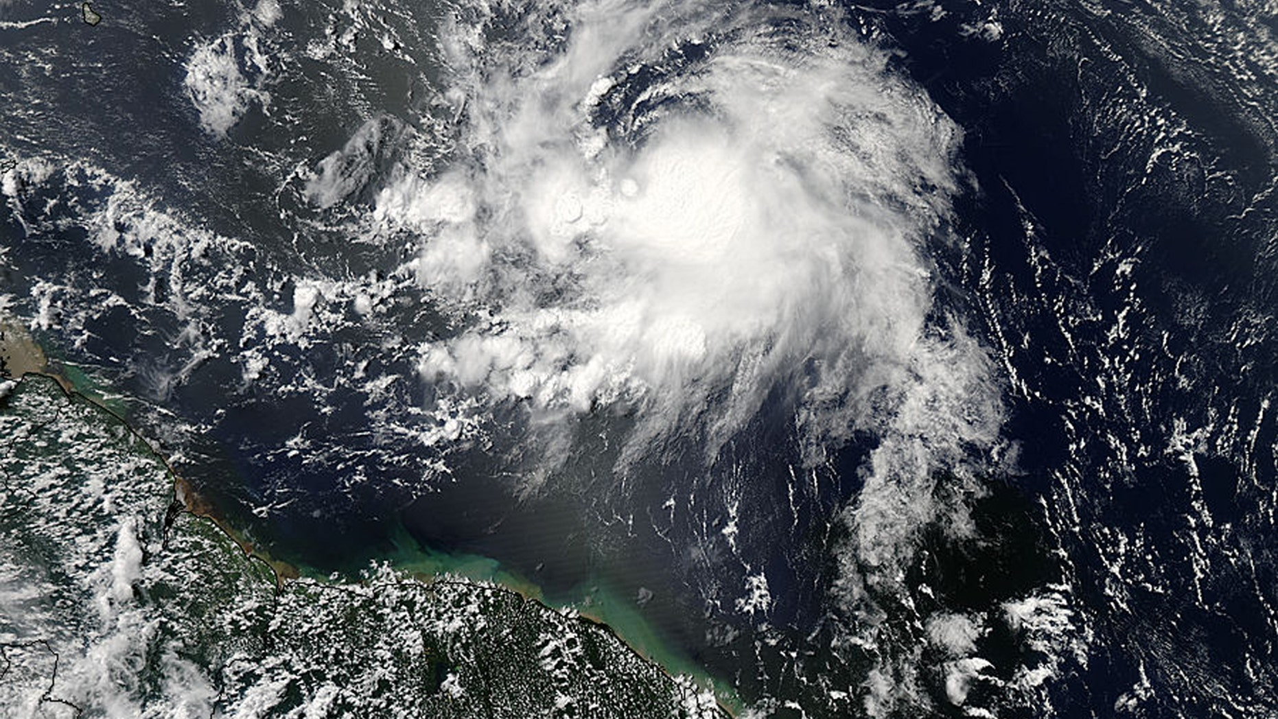 (AP Photo/NASA)