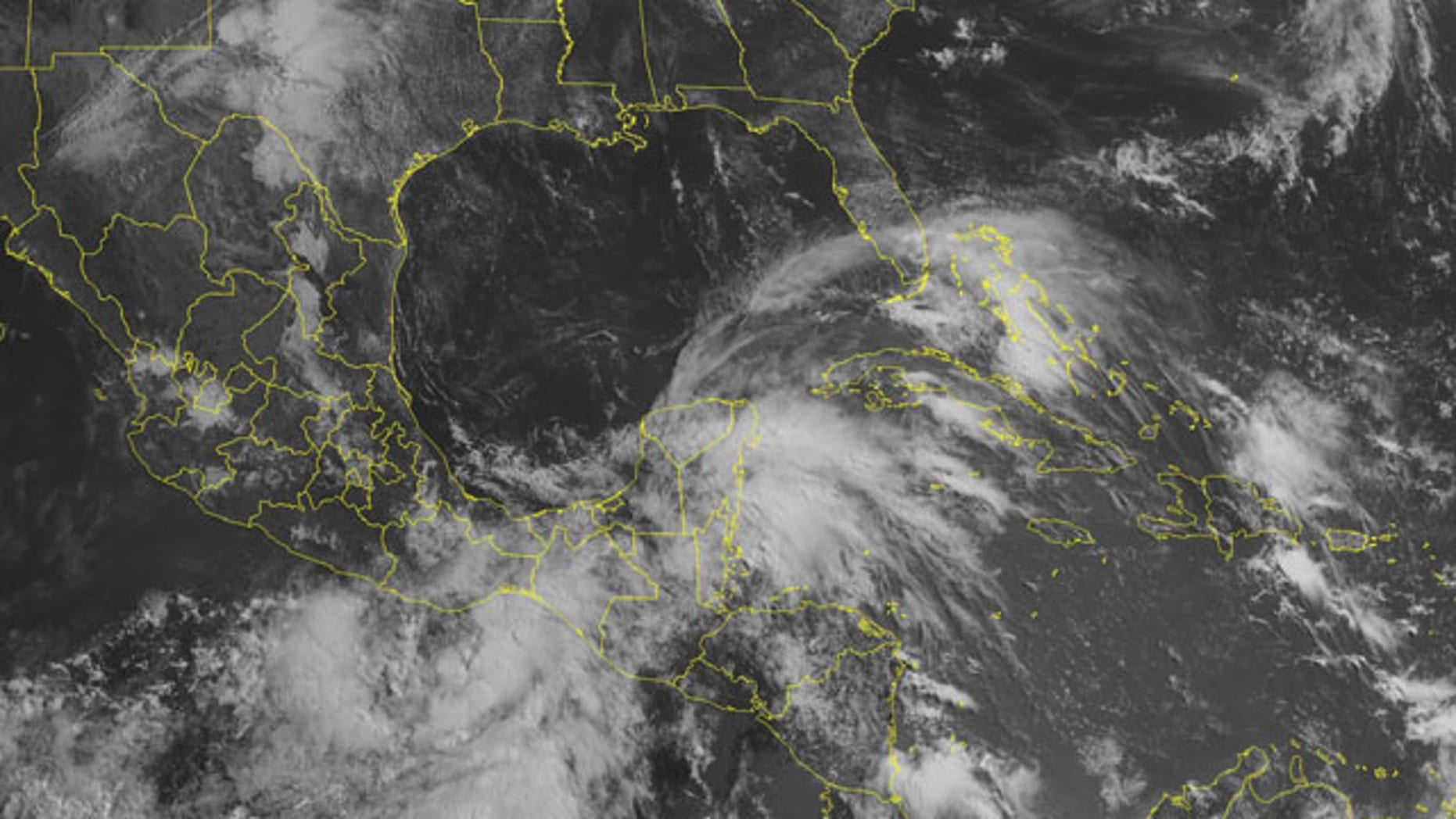 May 28, 2013: A tropical storm has formed in the eastern Pacific Ocean, acquire strength and move toward Mexican coast, according to the National Hurricane Center.