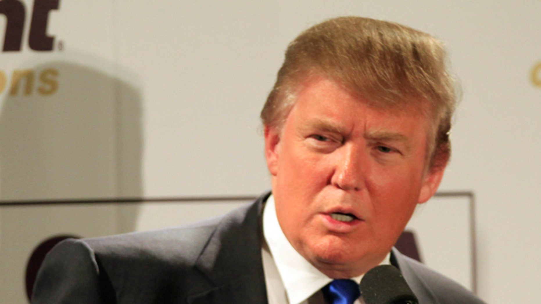 May 11: Republican Donald Trump speaks at the Greater Nashua Chamber of Commerce in Nashua, N.H. Trump. Trump announced May 16 he will not pursue the 2012 Republican nomination for president.