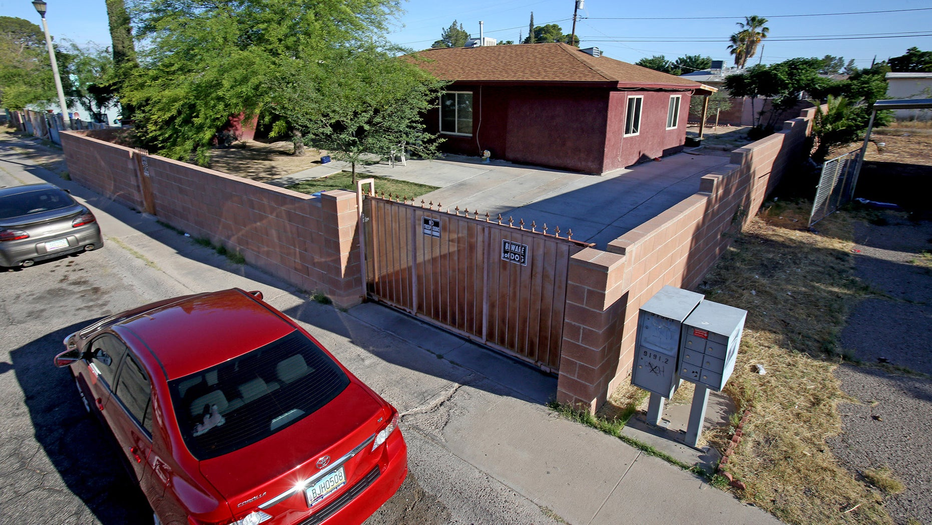 Five people died in a murder-suicide in Tucson, Arizona.