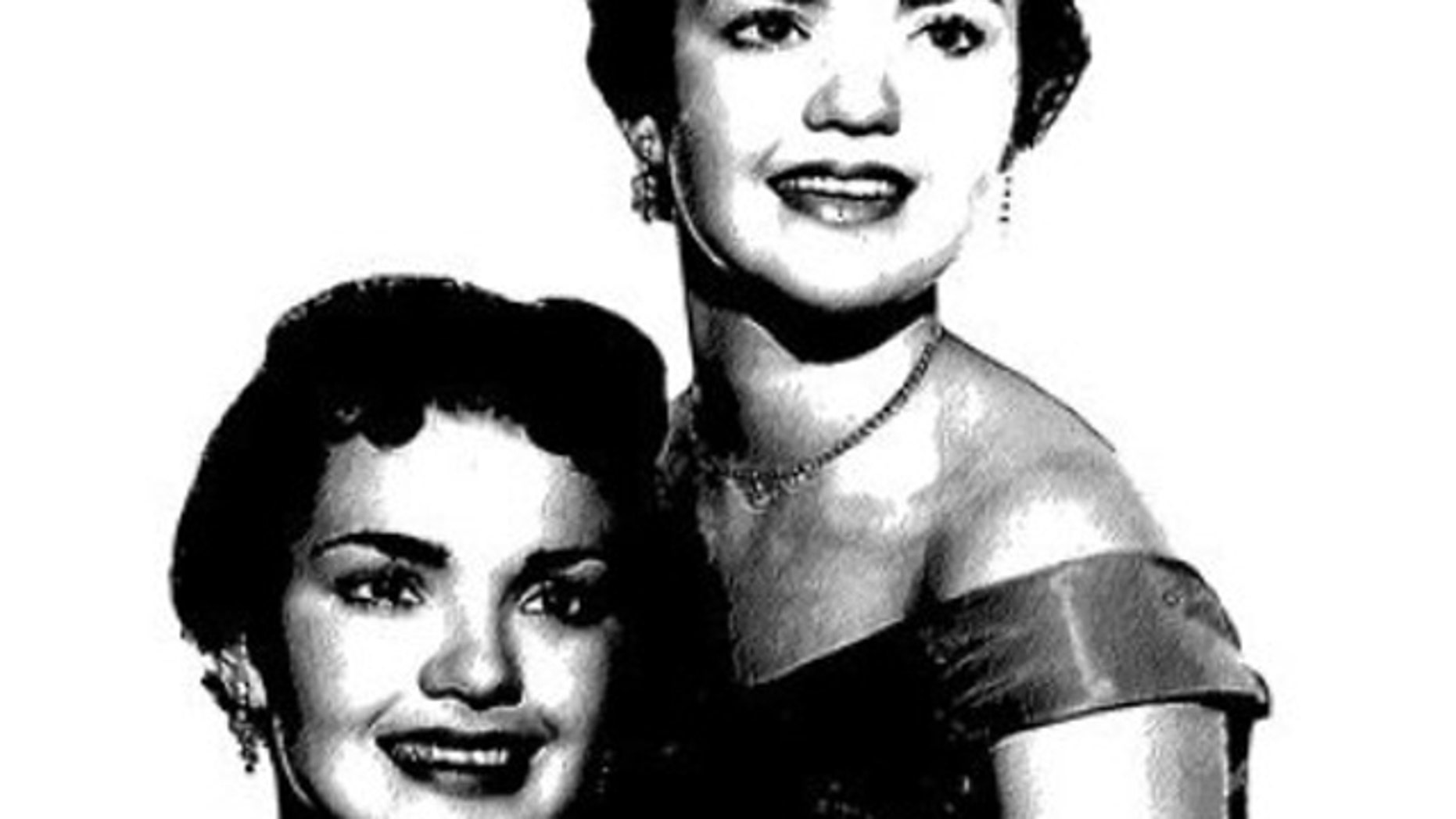 FILE: This photo provided by the El Dorado County Sheriff's Office shows twin sisters Patricia and Joan Miller.