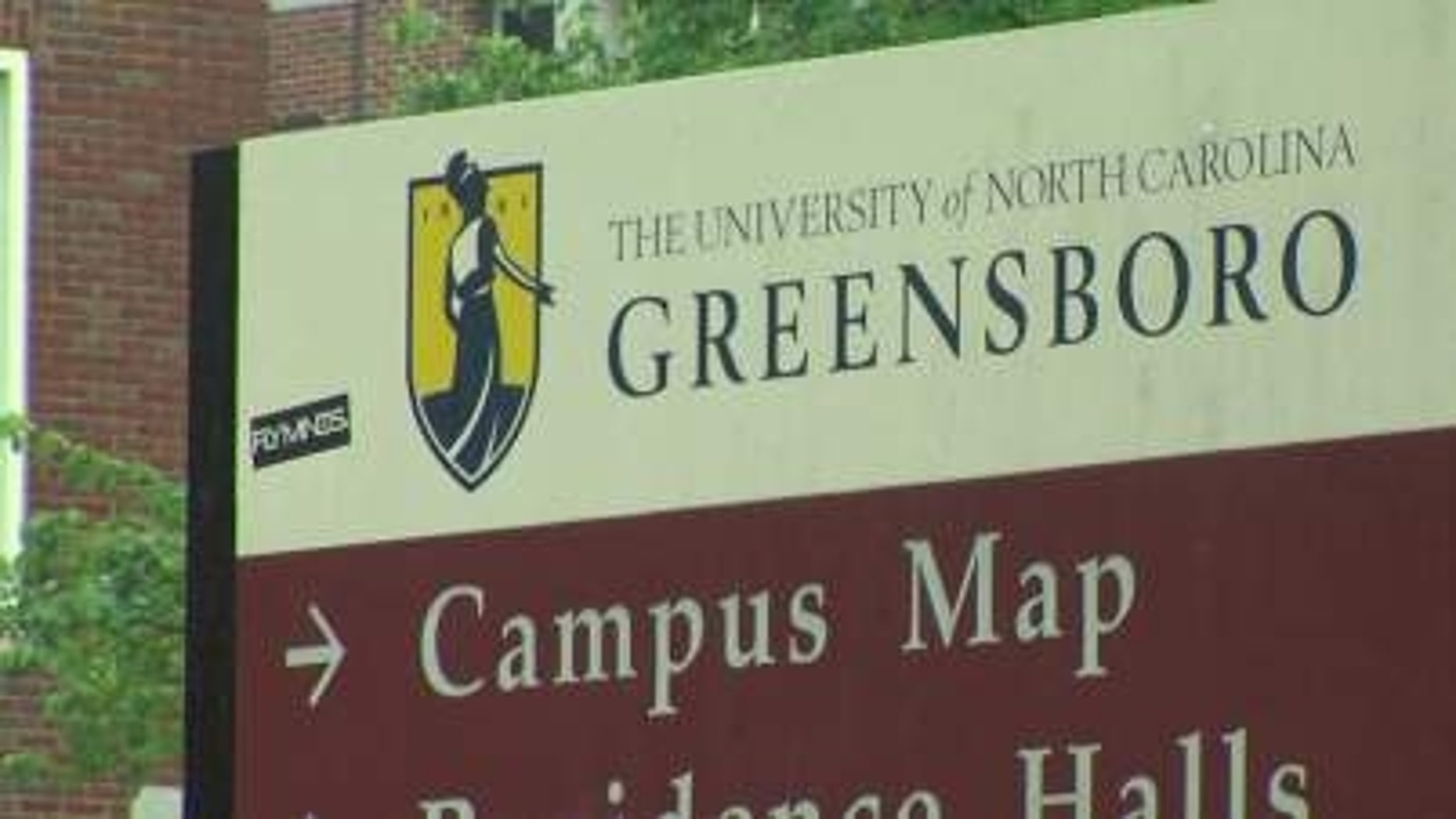 Greensboro College Campus Map.North Carolina Student Wins Recognition Of College Christian Group