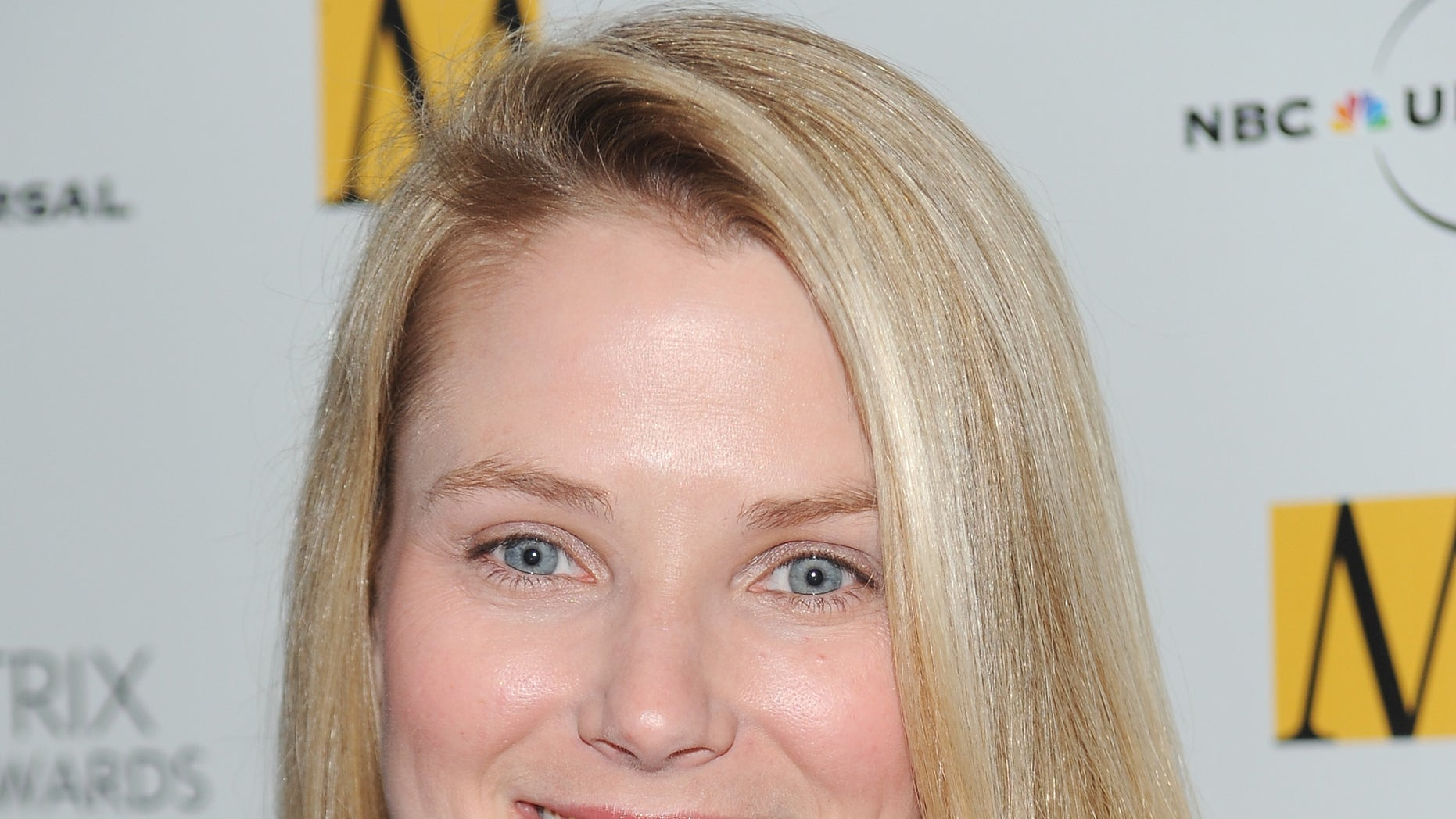 FILE photo of Yahoo CEO Marissa Mayer