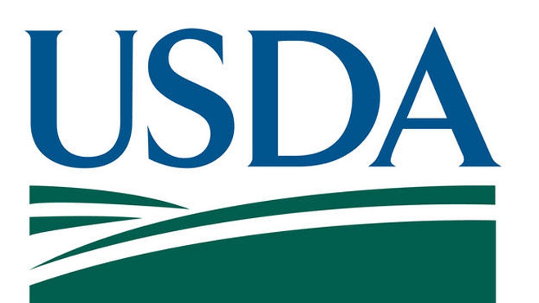 FILE: USDA logo