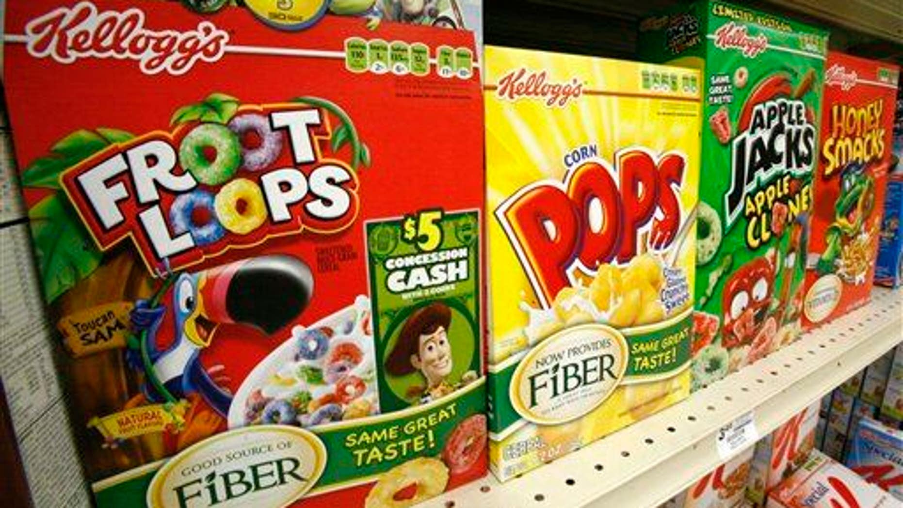 "Breakfast cereal counts as an ""ultra-processed"" food."