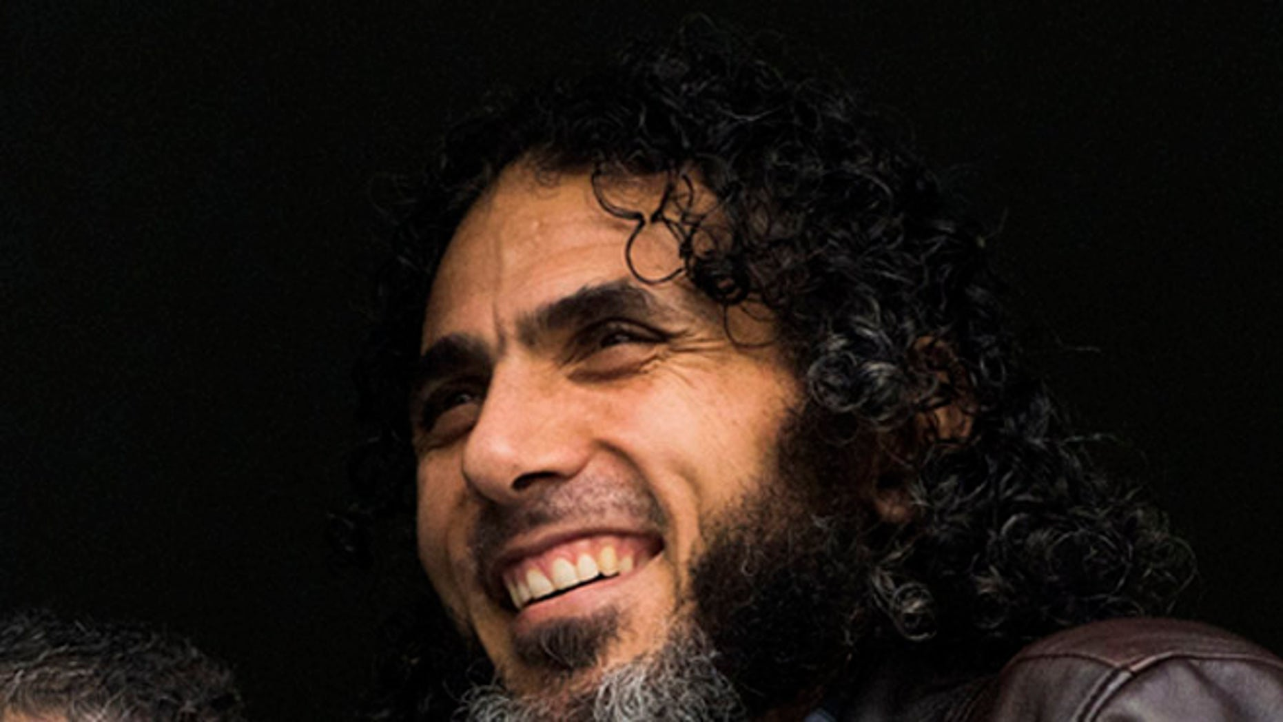 Former Guantanamo prisoner, Abu Wa'el Dhiab, from Syria.